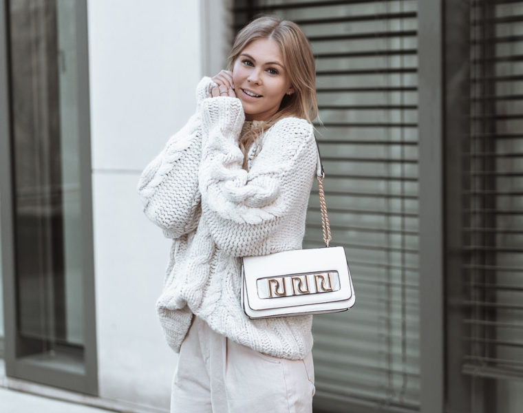 cable knit herbsttrend outfit fashion blogger inga brauer sunnyinga