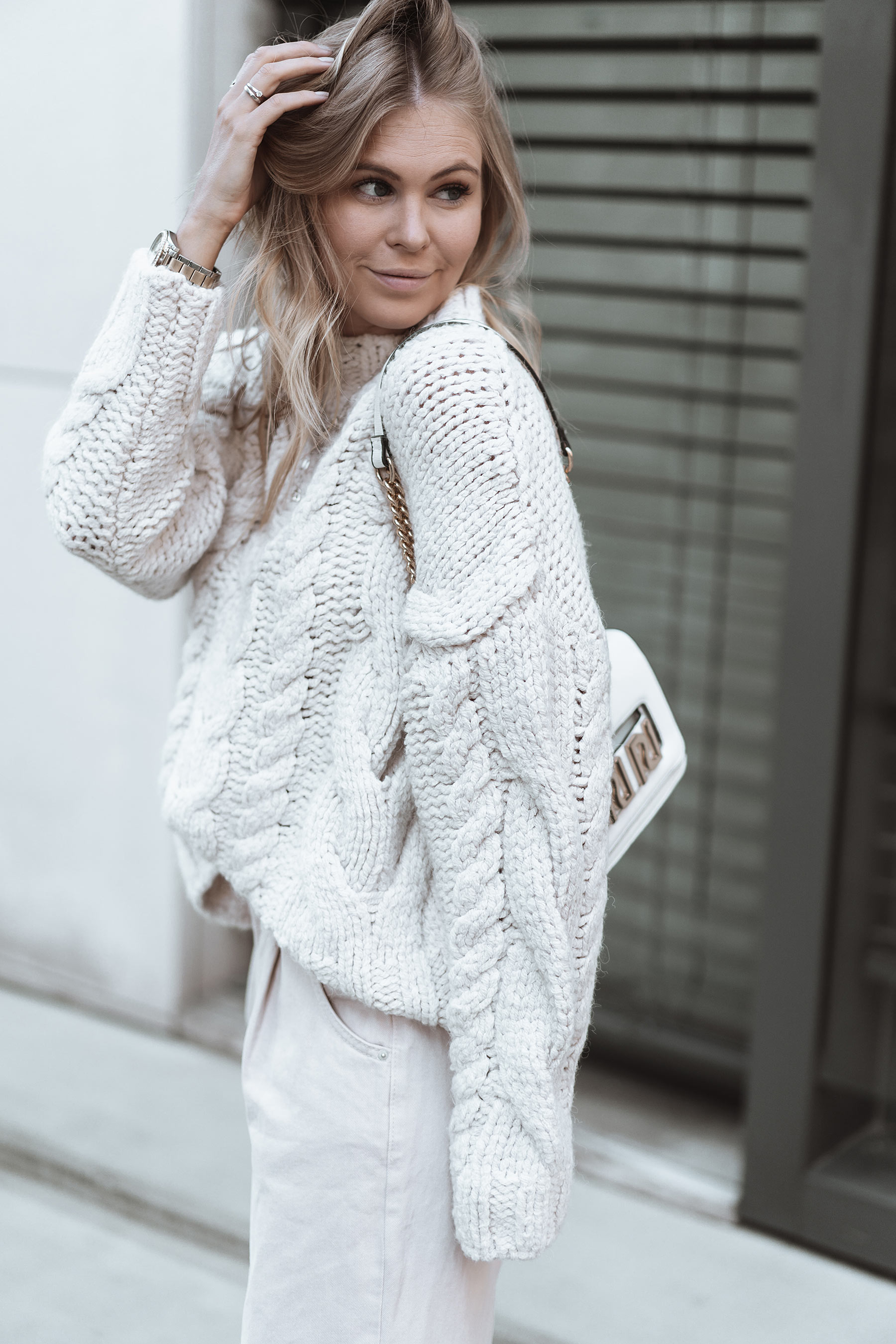 cable knit pullover chiquelle sunnyinga