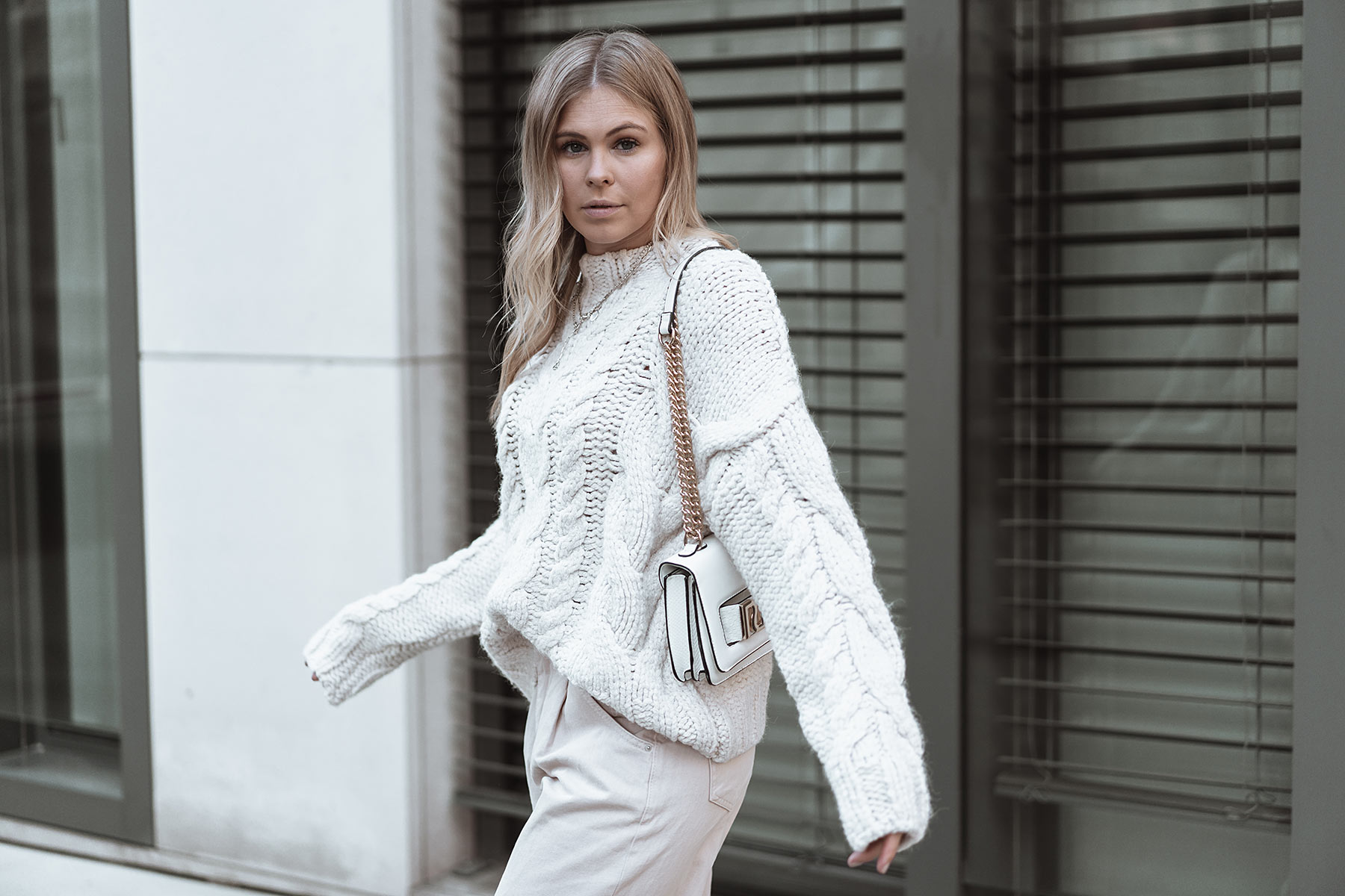 cable knit trend herbst outfit sunnyinga