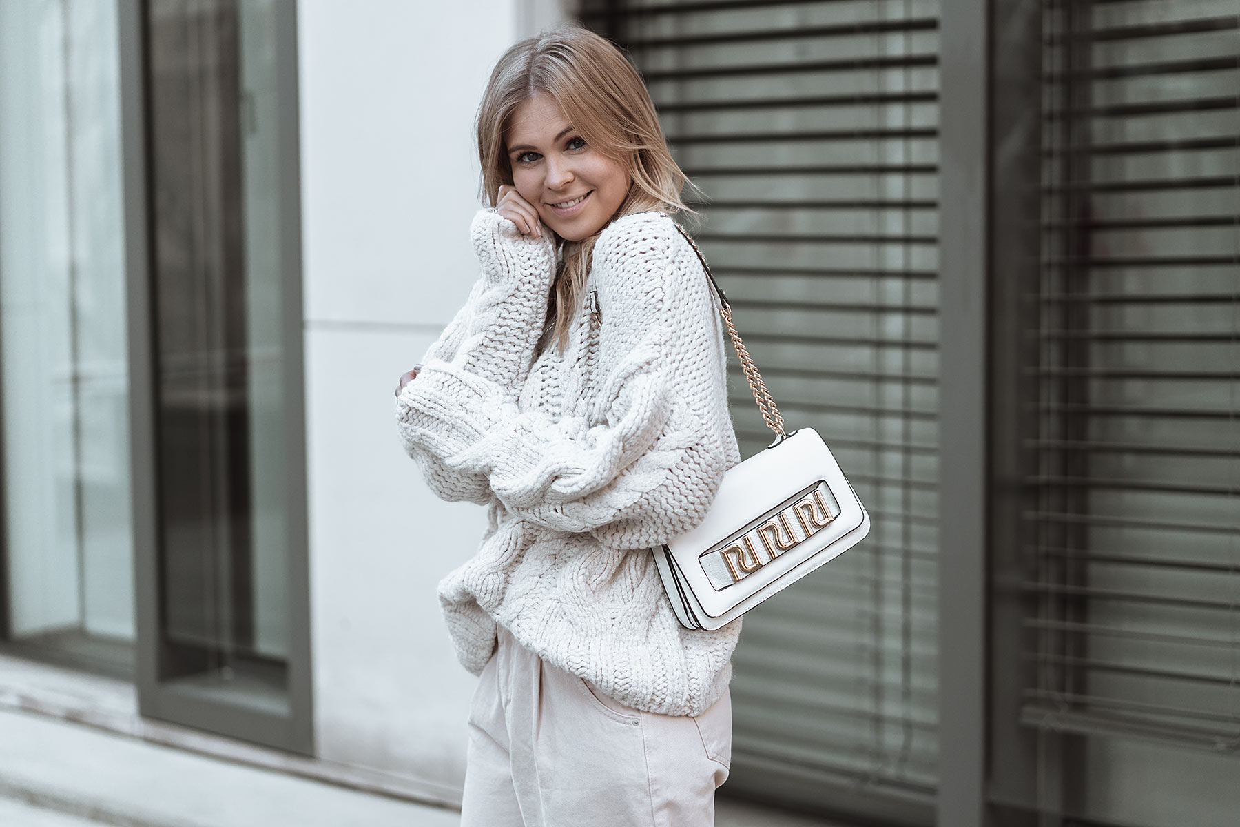 herbsttrend cable knit fashion blogger inga brauer