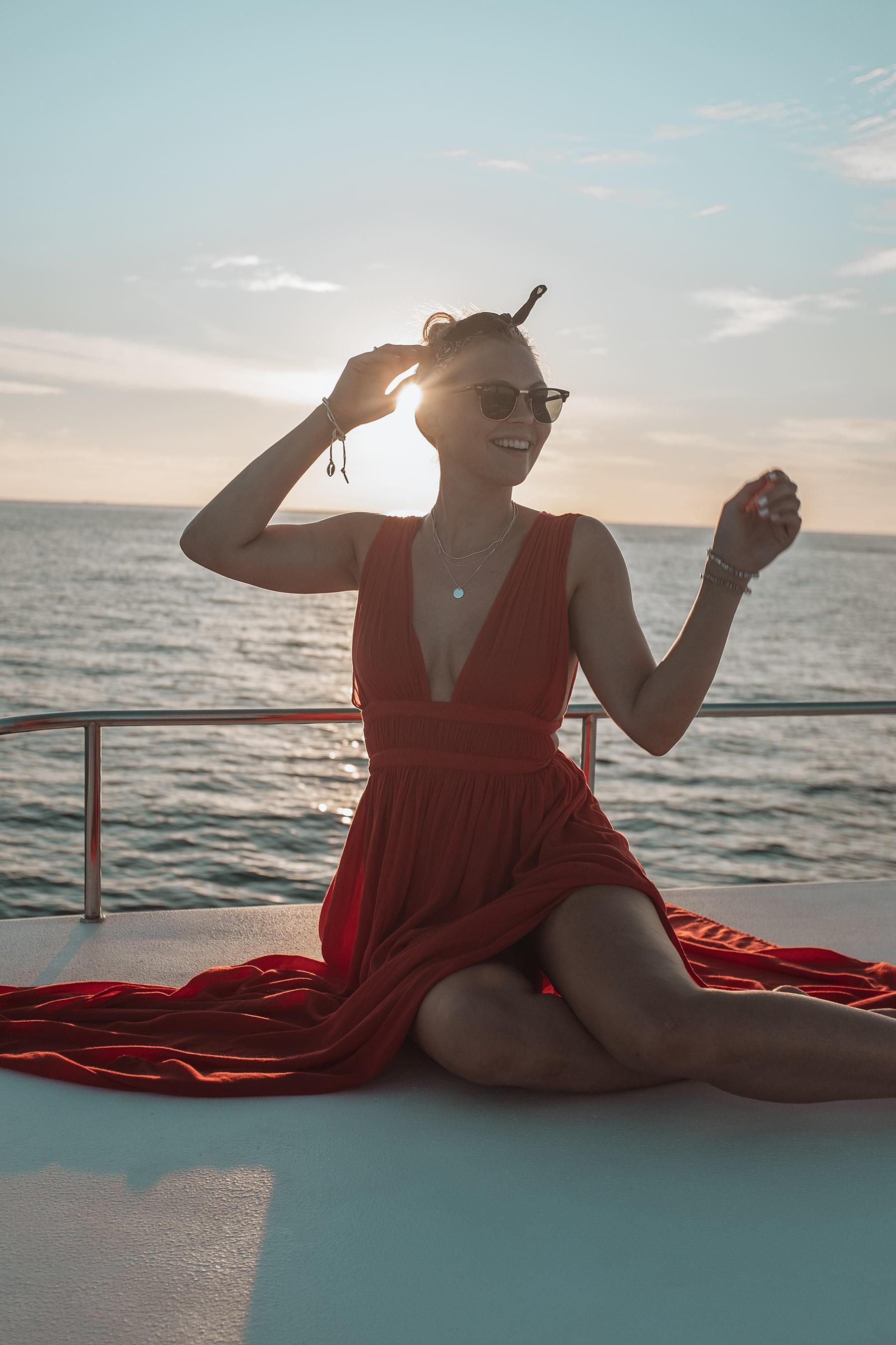 faarufushi maldives sunset cruise travel blogger sunnyinga