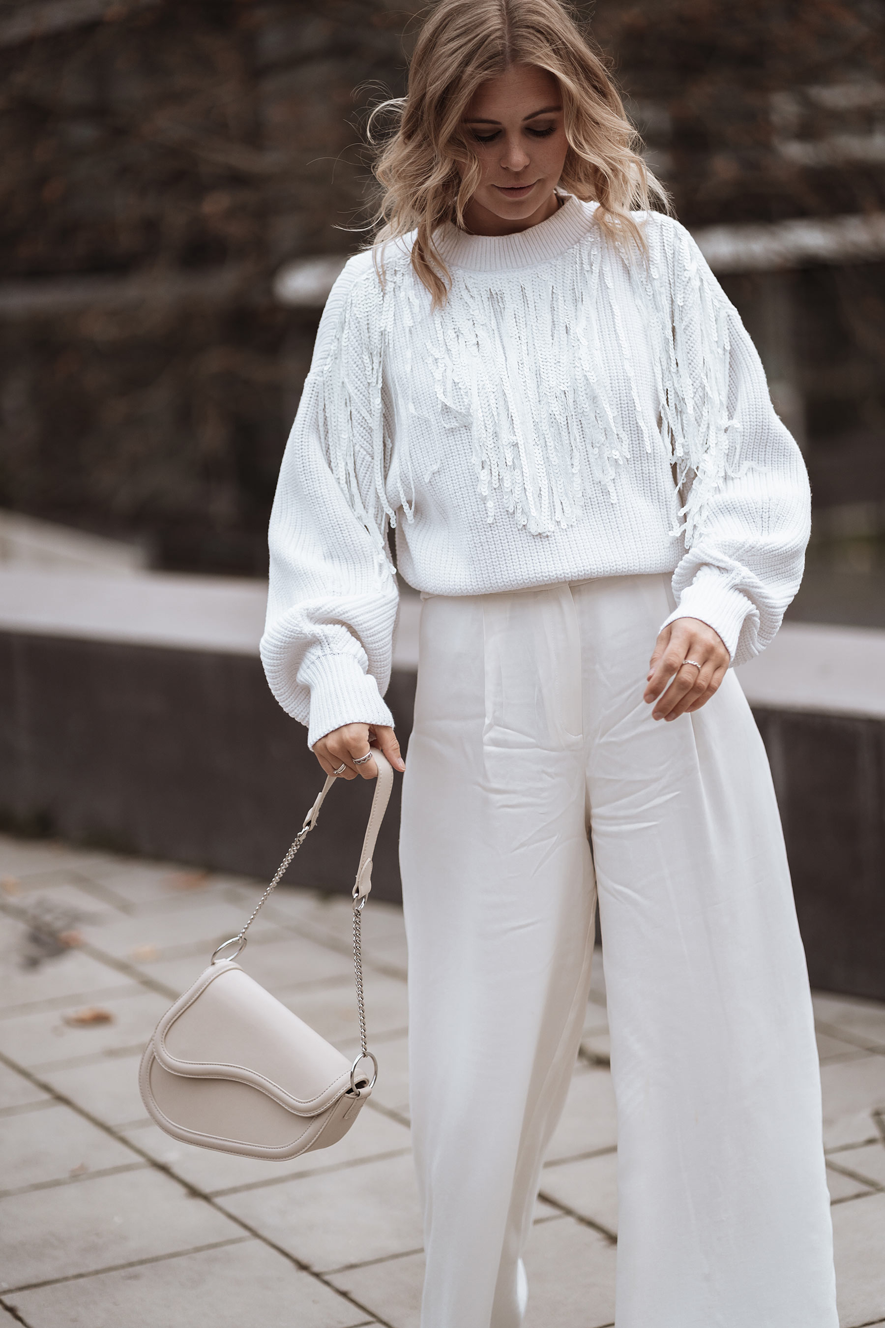 fashion blogger all white weihnachtsoutfit sunnyinga