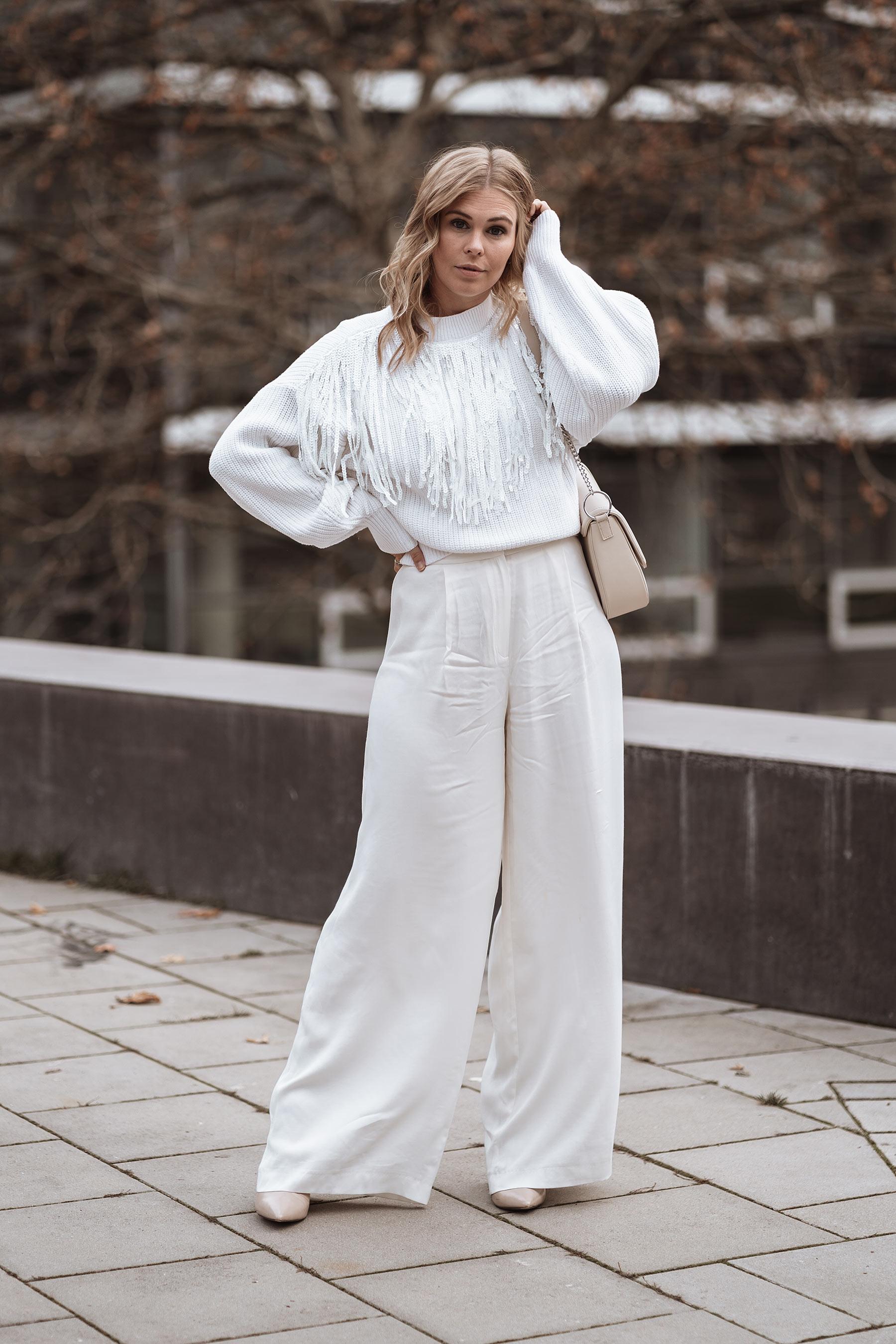 inga brauer fashion blogger weihnachtsoutfit all-white düsseldorf