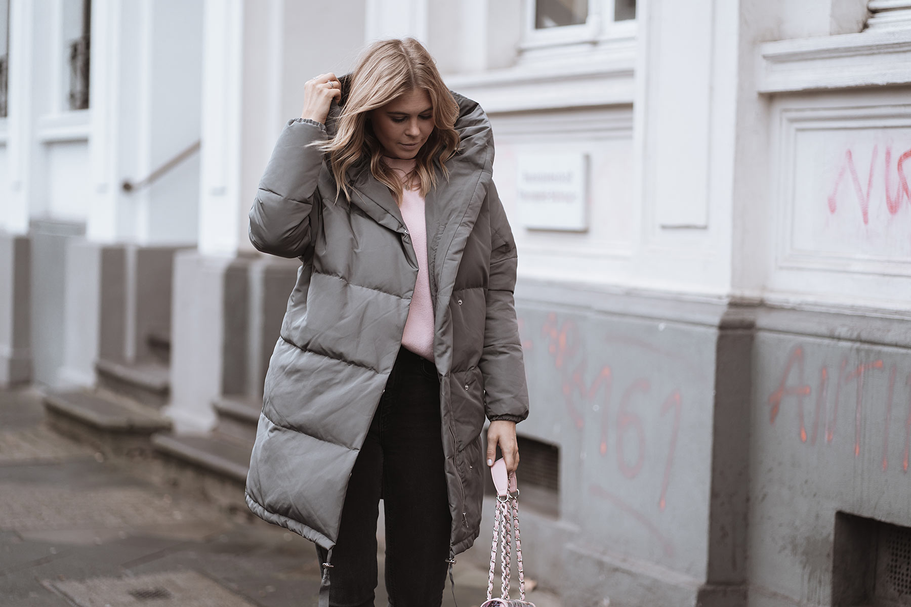 outfit oversize daunenmantel modeblog inga brauer sunnyinga