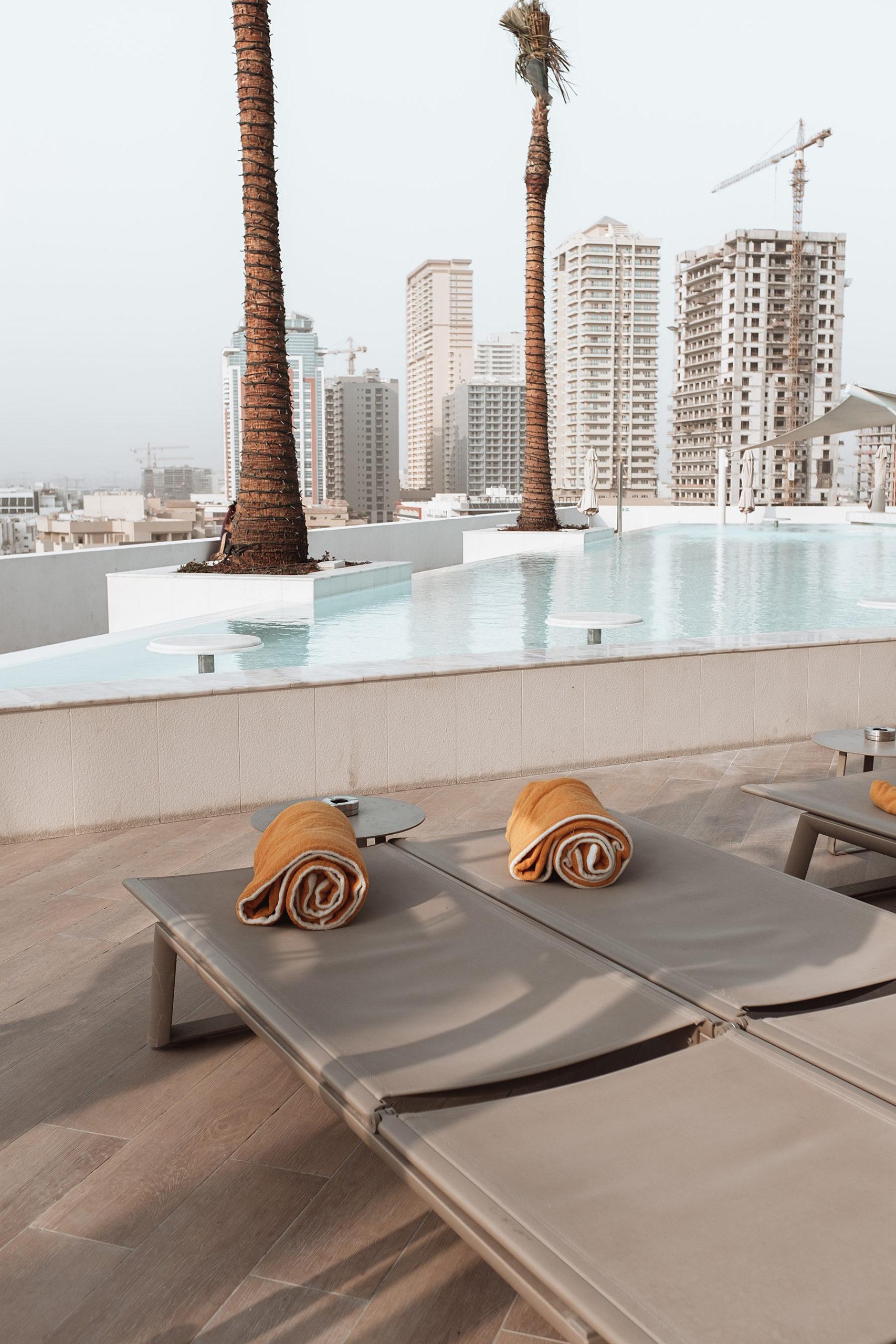 pooldeck five jumeirah village hotel dubai sunnyinga
