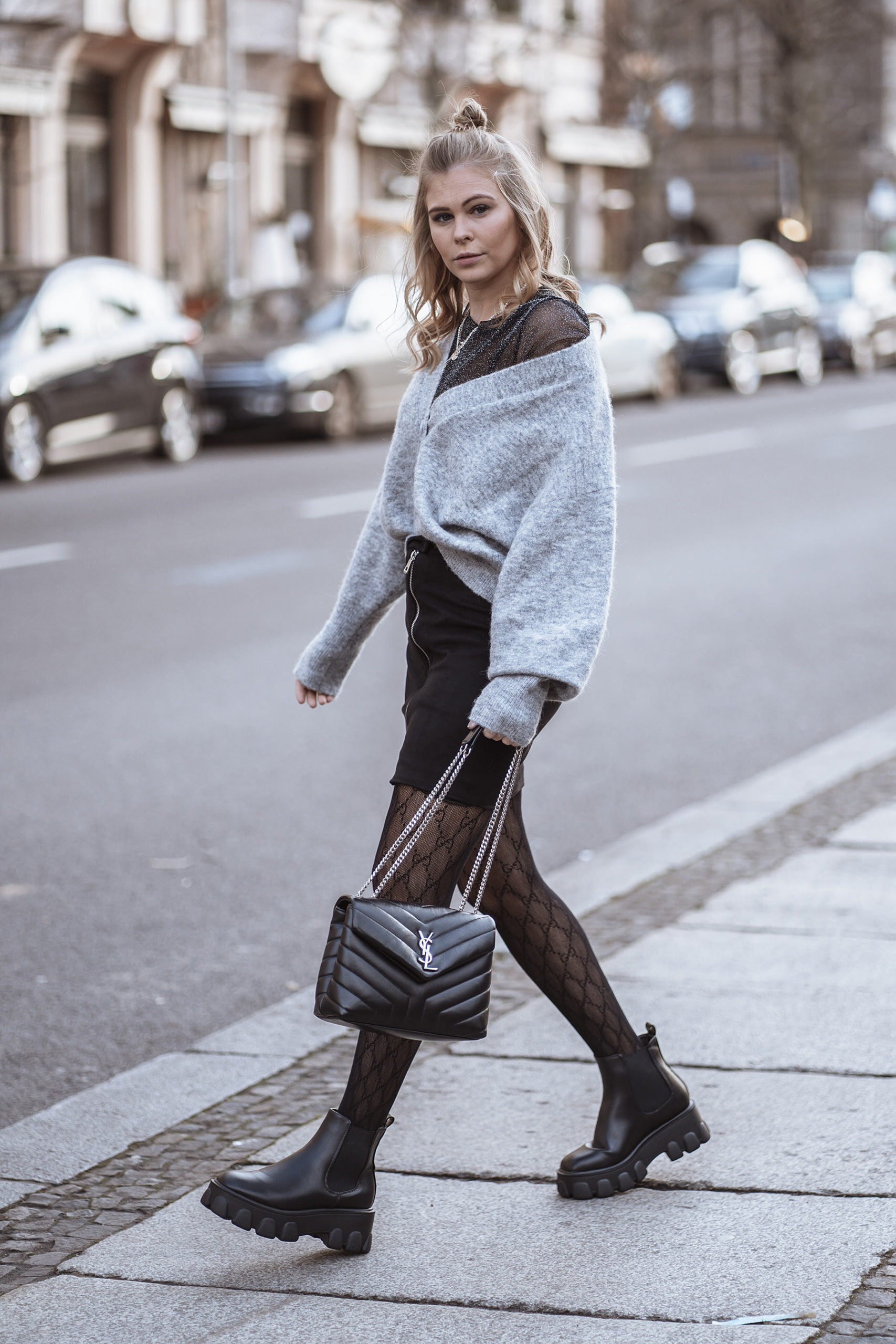 street style outfit fashion week berlin inga brauer