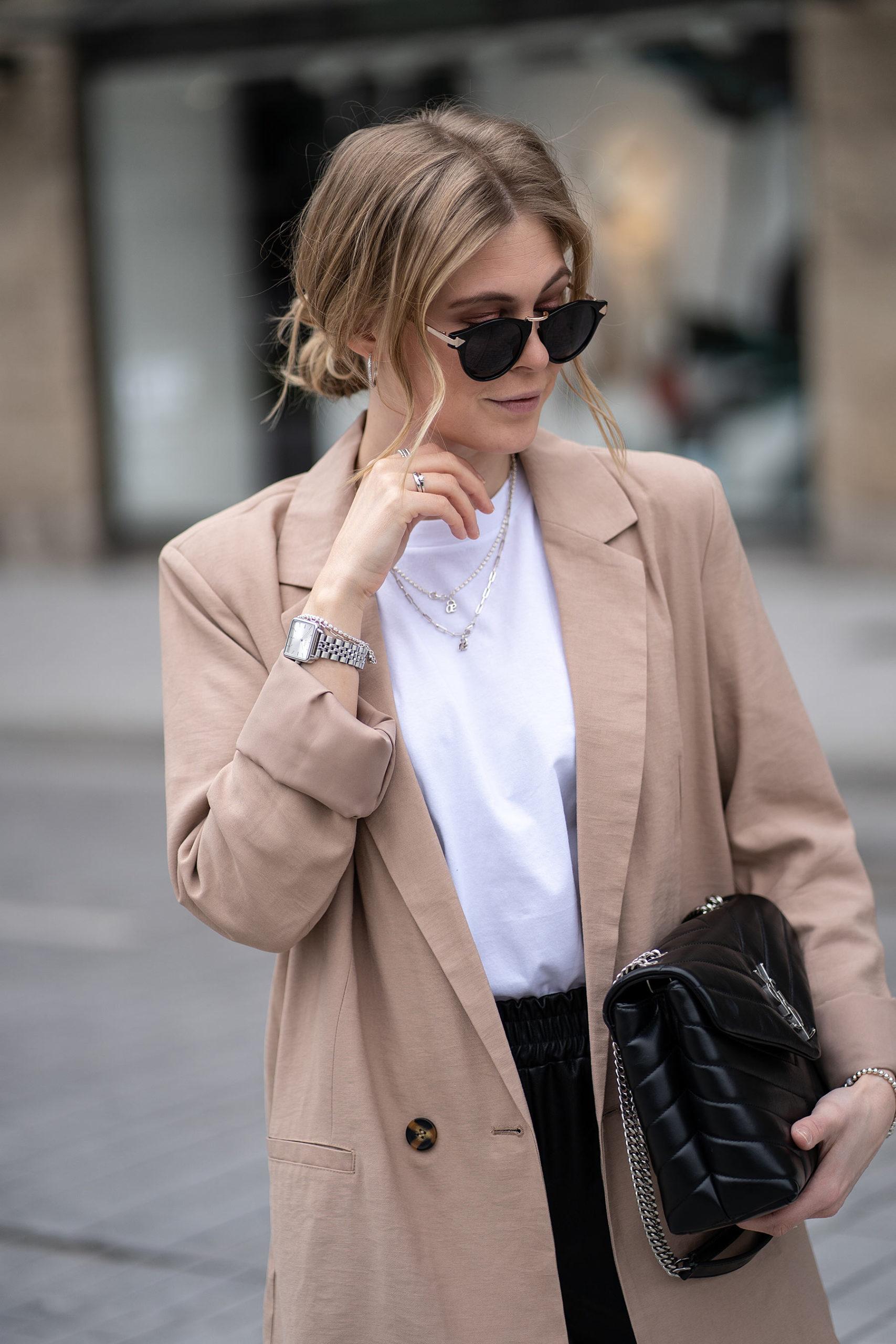 inga brauer blogger düsseldorf outfit frühling blazer beige