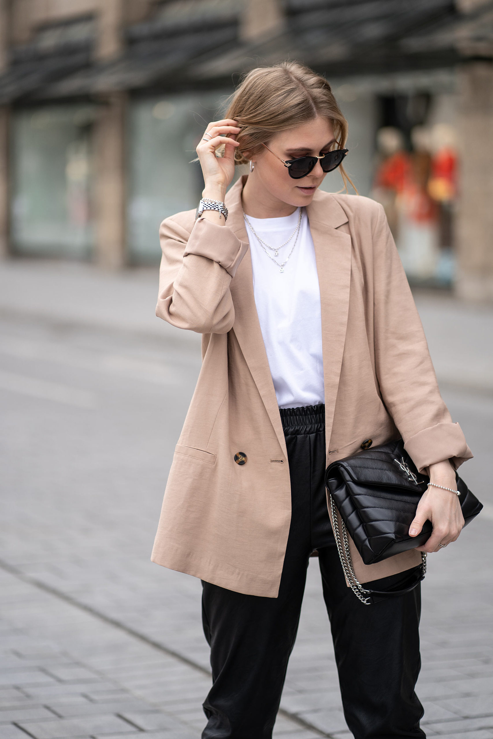 inga brauer fashion blogger düsseldorf blazer outfit
