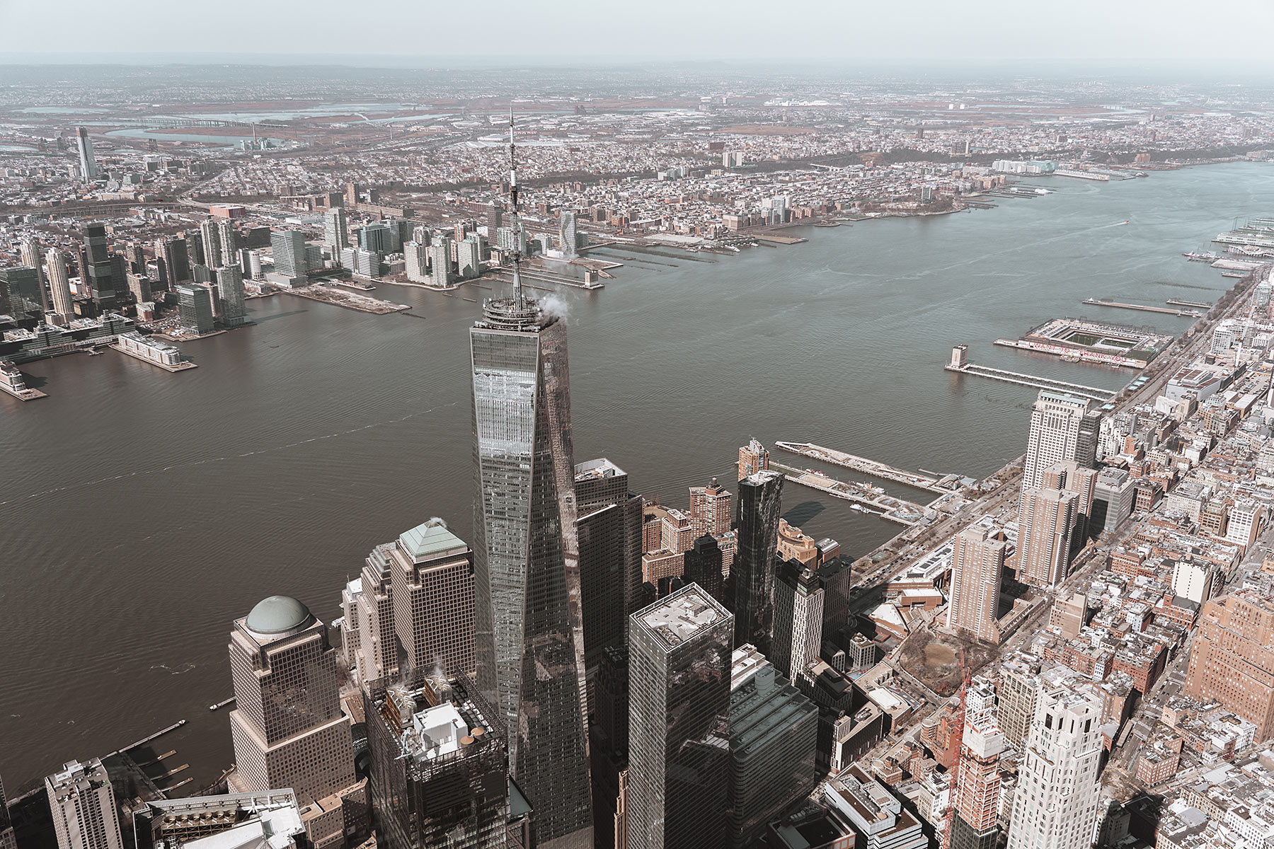 one world trade center helicopter flynyon travel blog sunnyinga