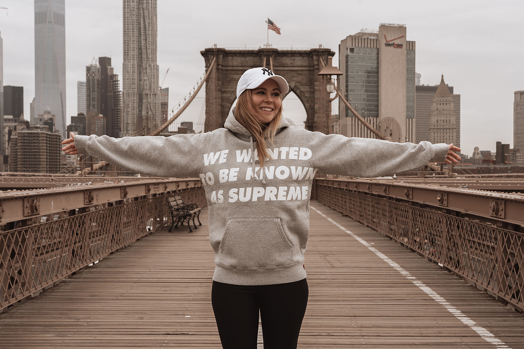 supreme hoodie fashion blogger inga brauer new york