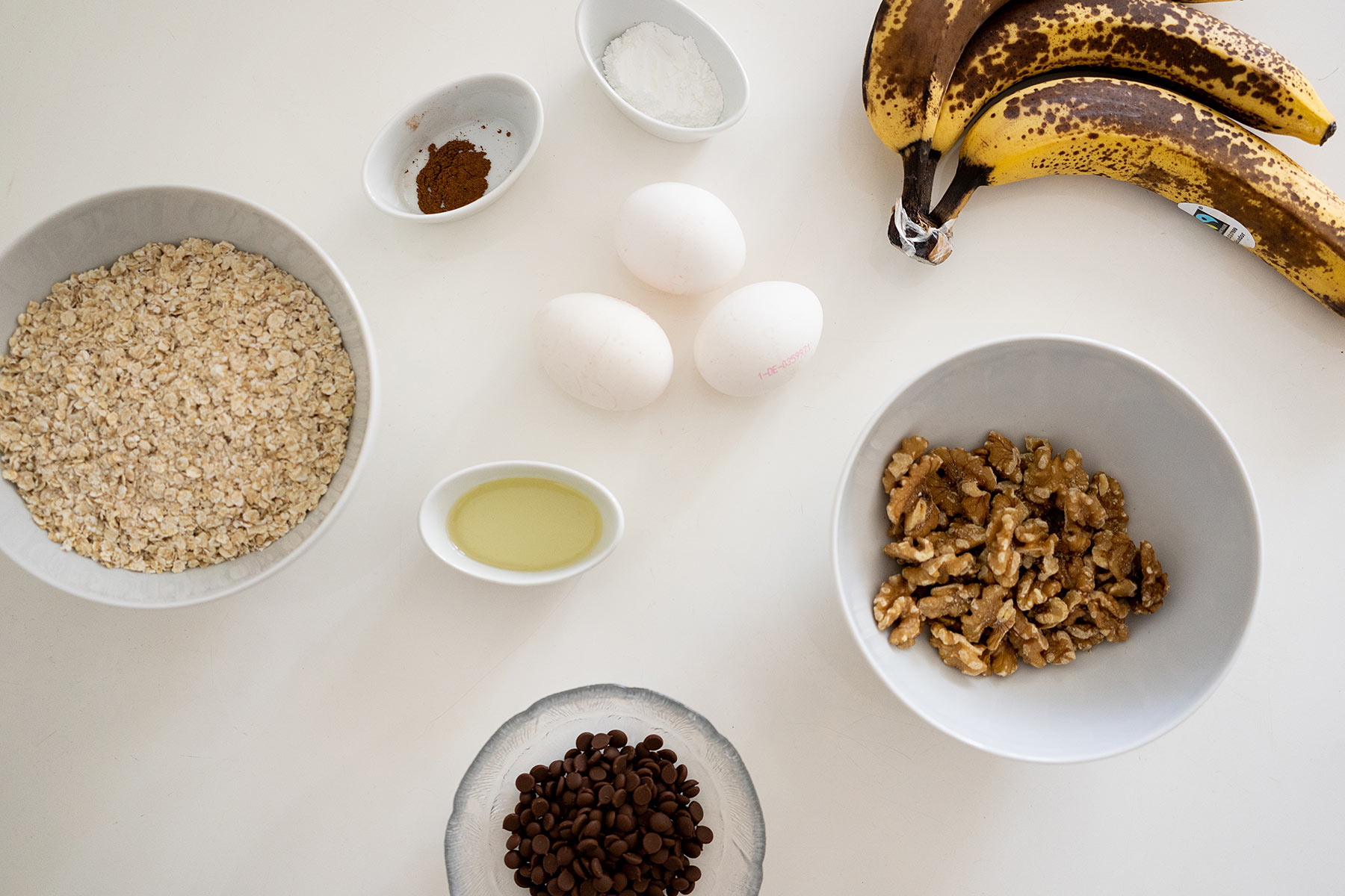 bananenbrot rezept zutaten food blog sunnyinga