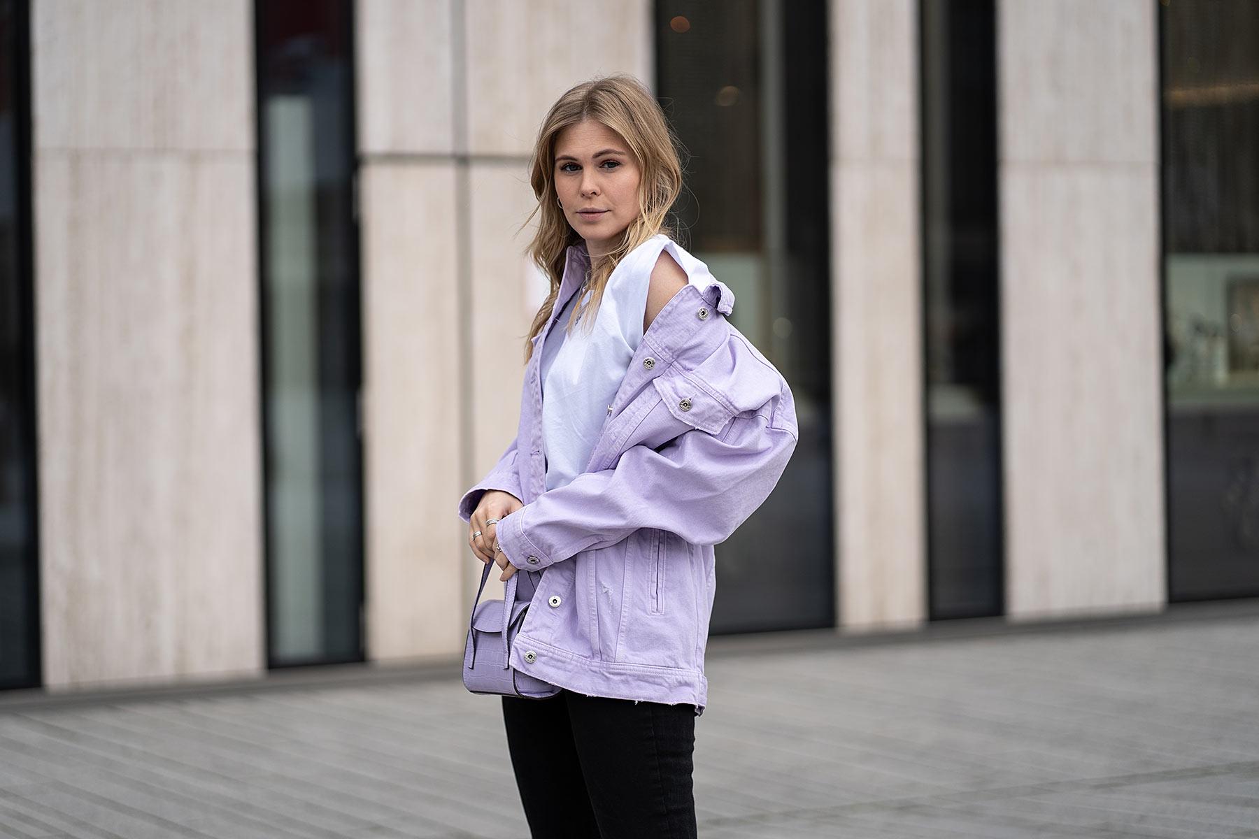 sunnyinga fashion blogger düsseldorf streetstyle lavendel look