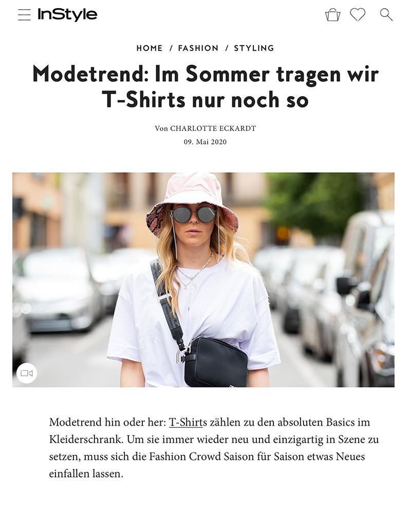 instyle inga brauer tshirts stylen fashion blogger sunnyinga