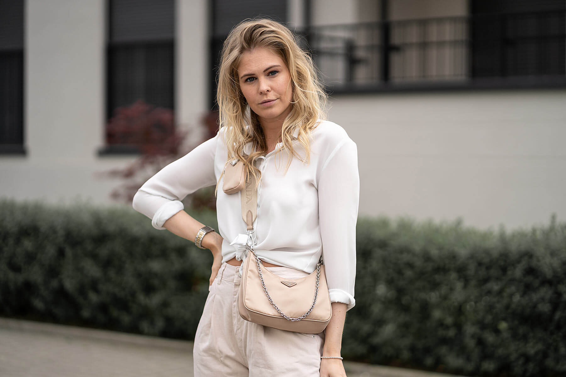 outfit bluse weiss sommer blogger inga brauer
