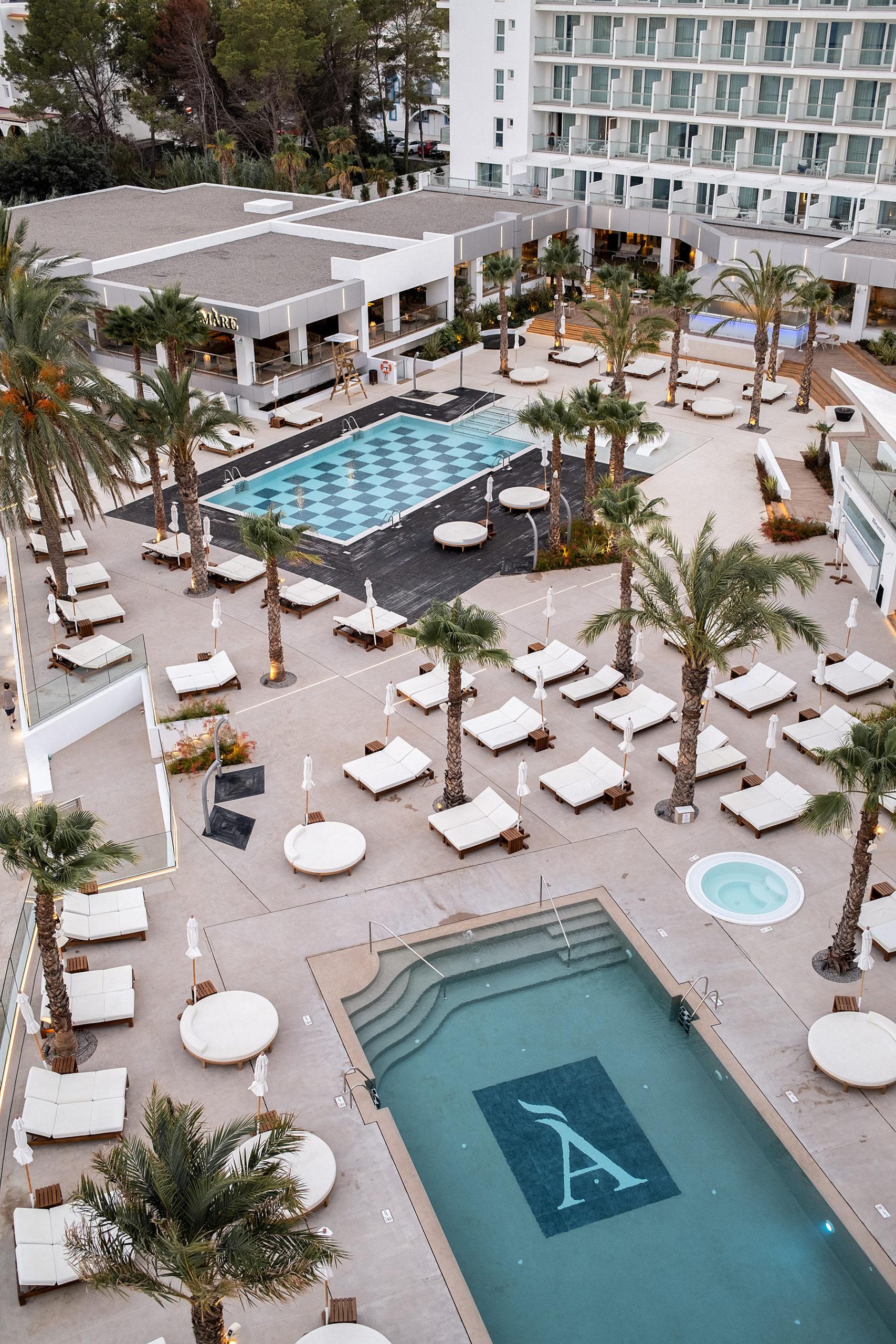 amare beach hotel ibiza pools travel blog sunnyinga
