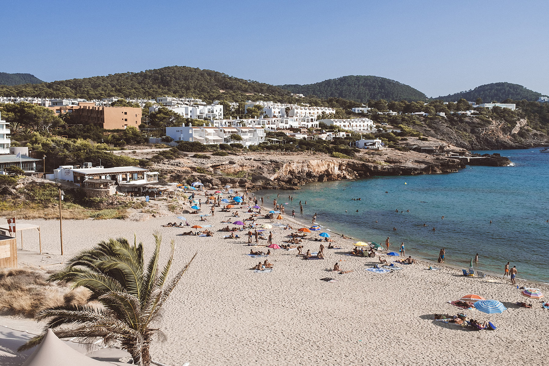 cala tarida ibiza strand travel blog sunnyinga