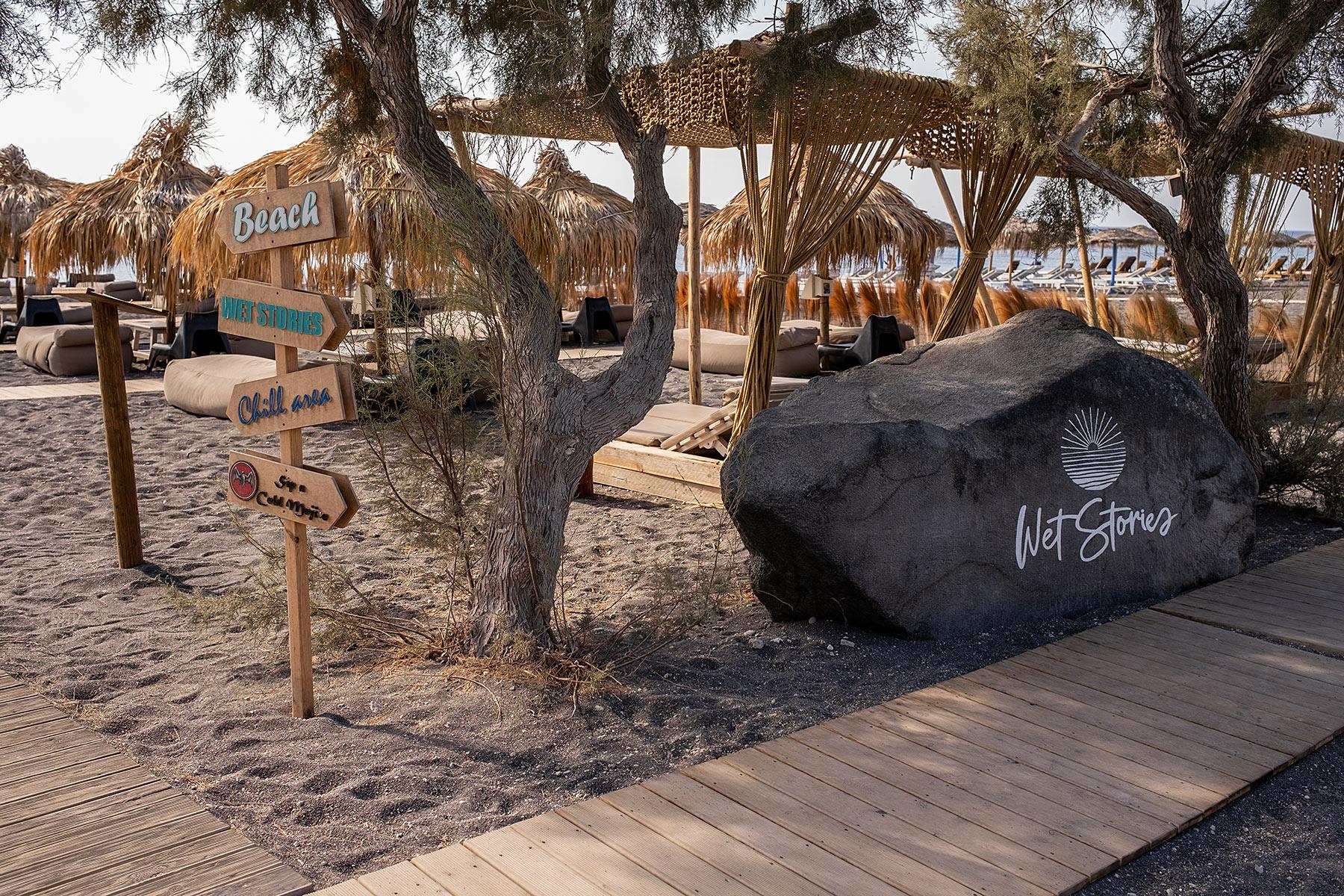 wet stories beachclub santorini travel blog sunnyinga