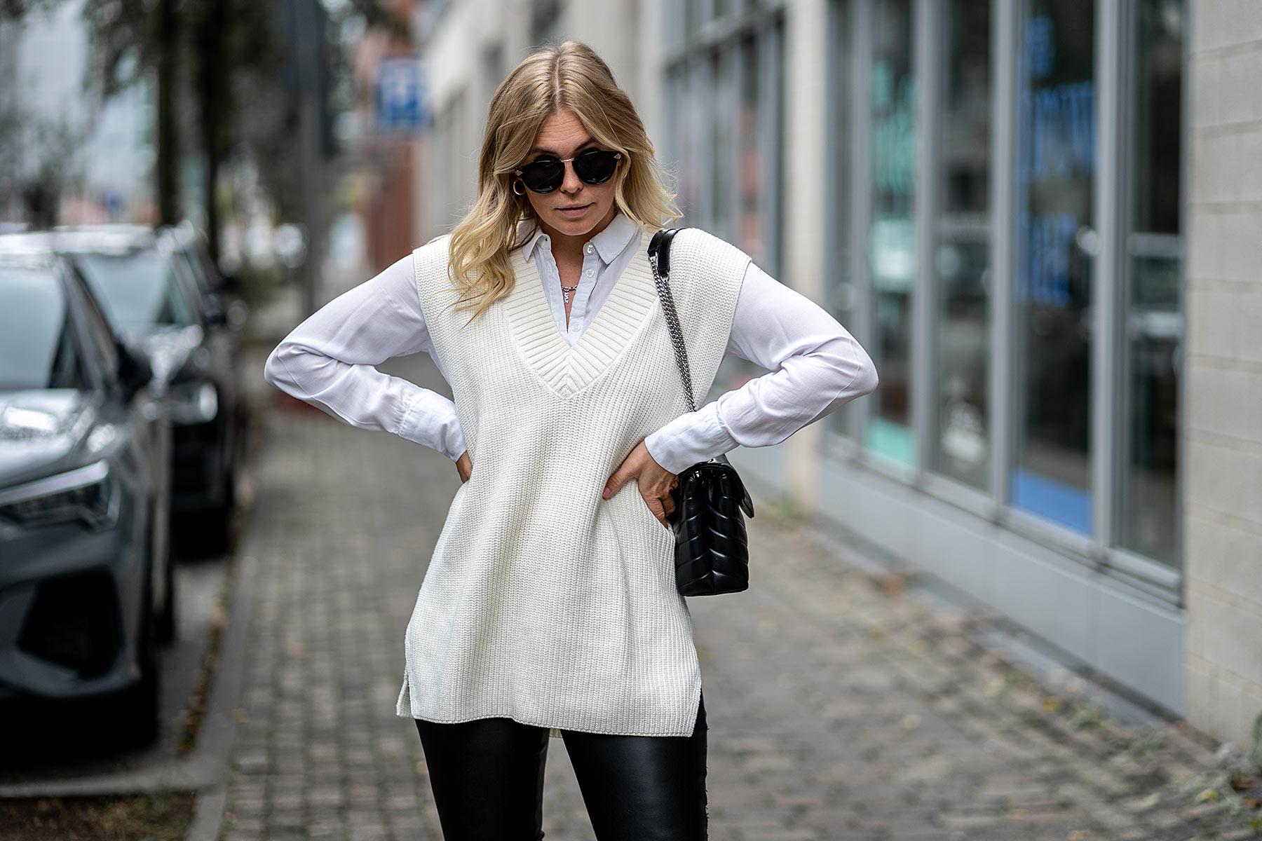 fashion blogger düsseldorf inga brauer outfit strickweste
