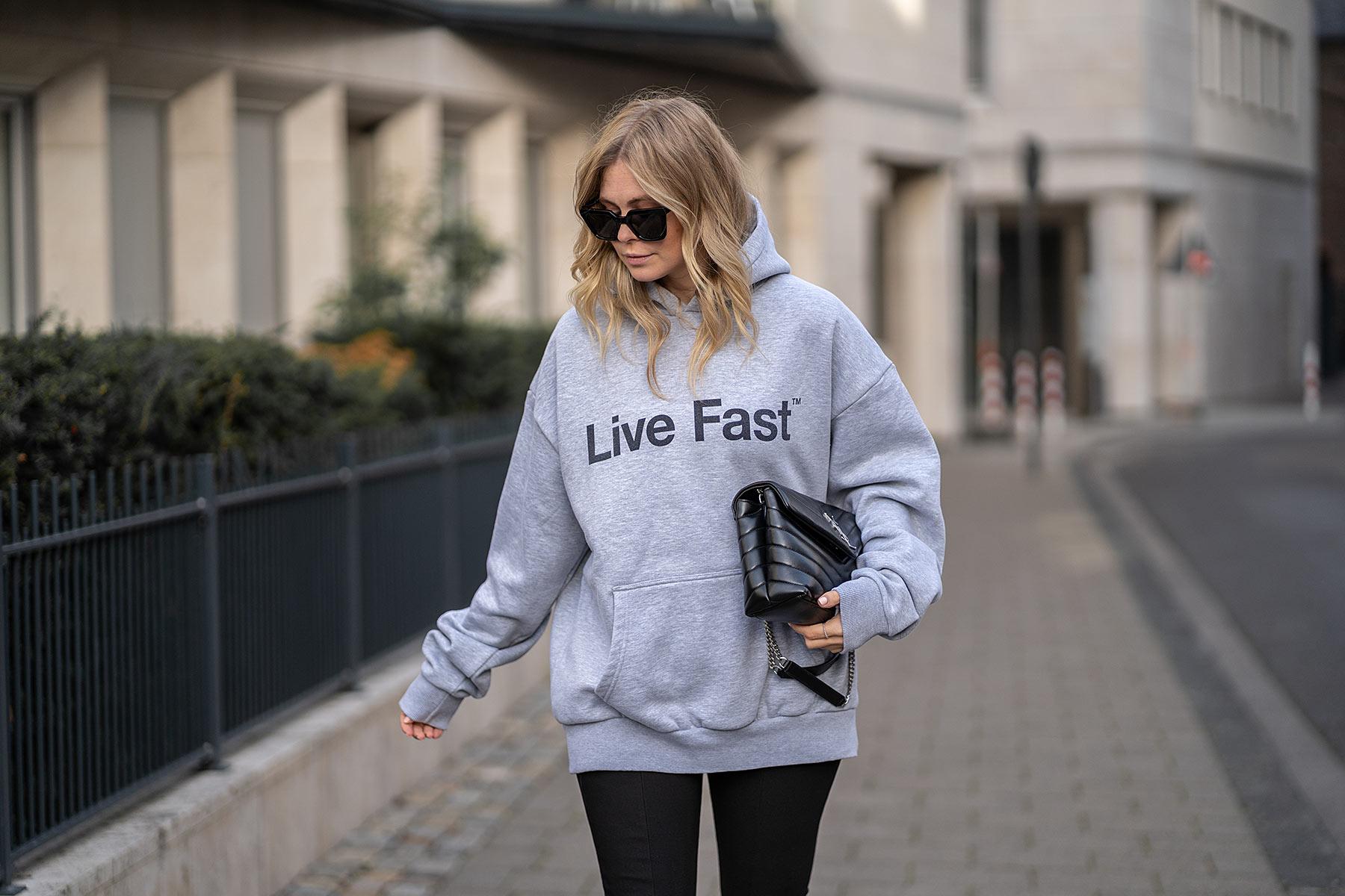 lfdy hoodie grau streetstyle outift blogger inga brauer