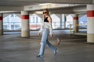 jordan 1 high silver toe outfit fashion blogger inga brauer sunnyinga