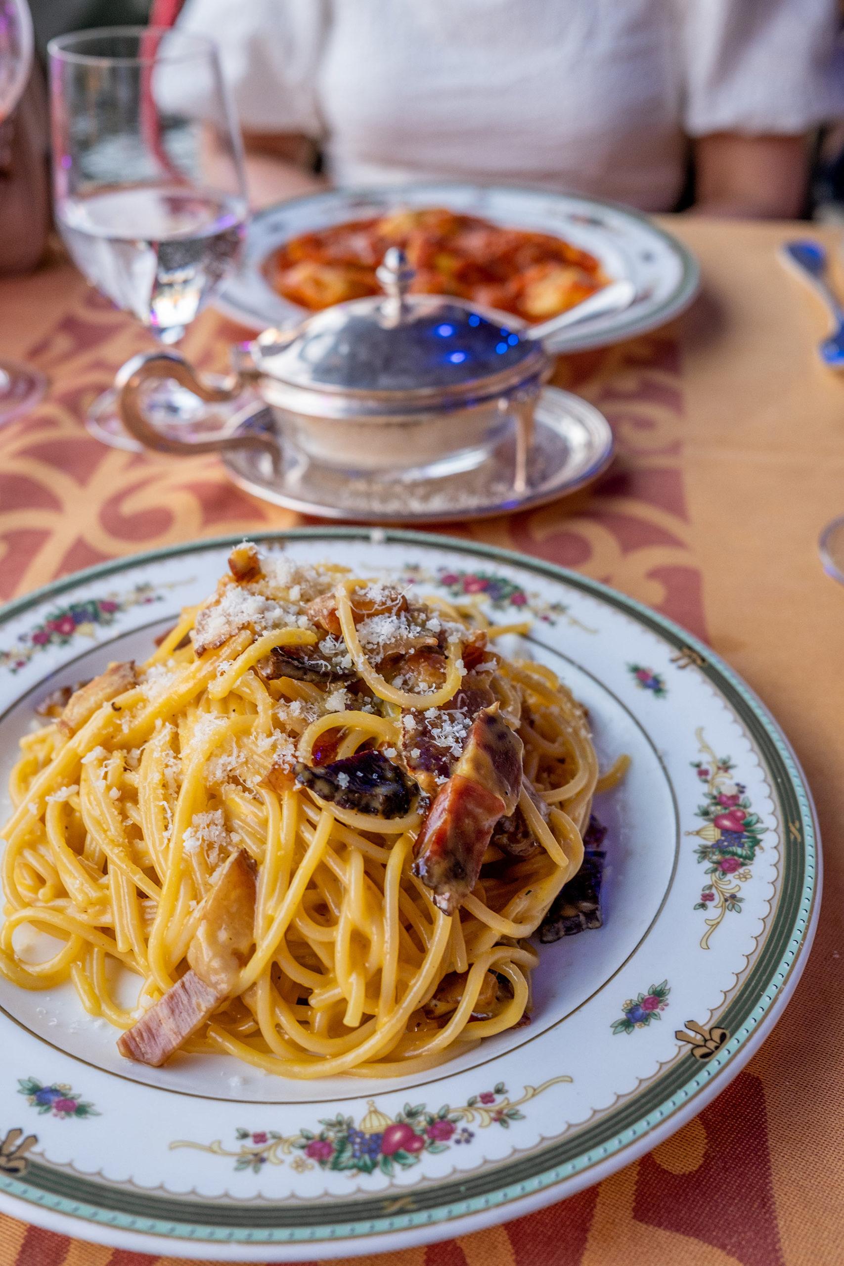 dinner canal grande restaurant travel blog sunnyinga