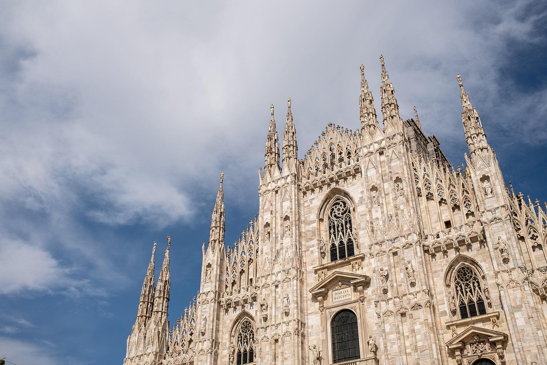 mailand italien dom travel blog sunnyinga