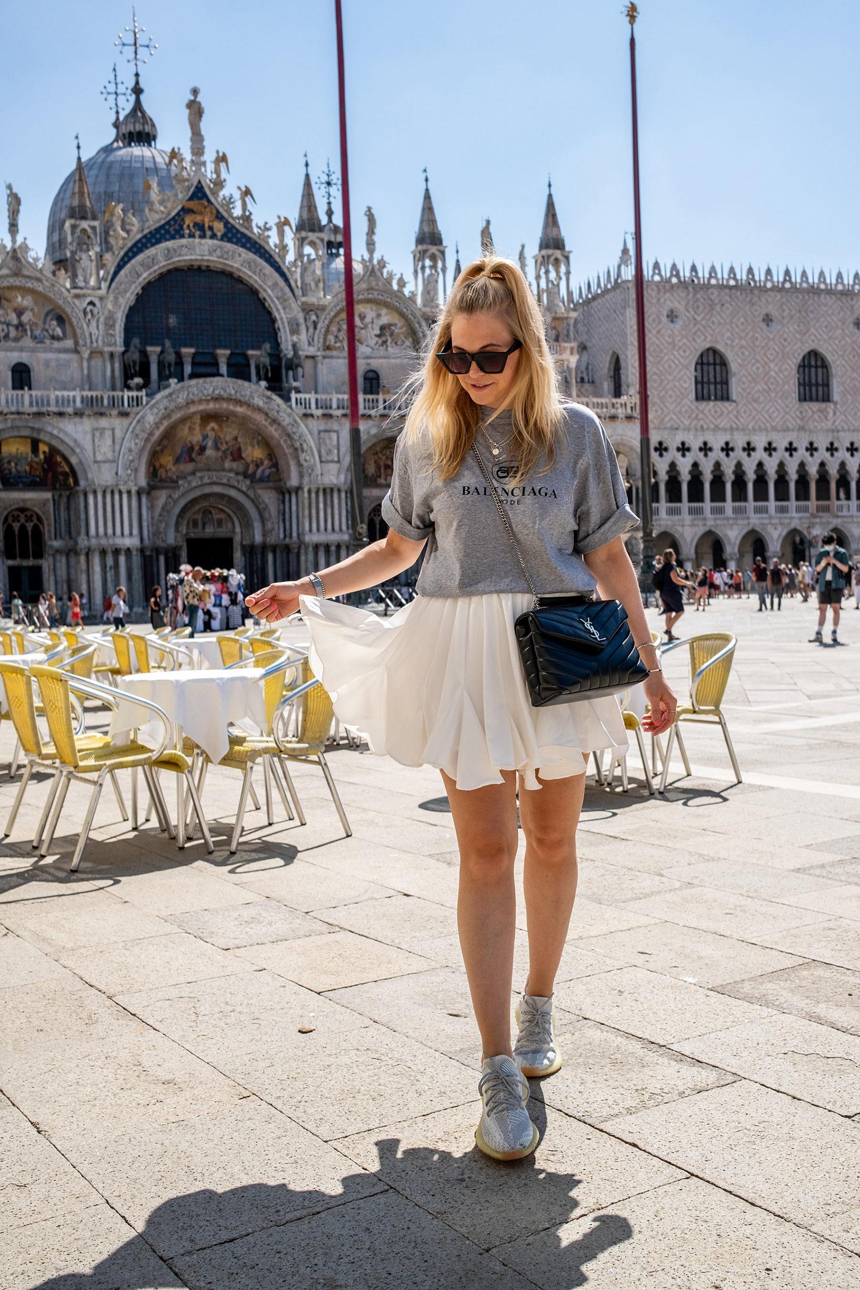 travel blogger venedig italien sunnyinga markusplatz