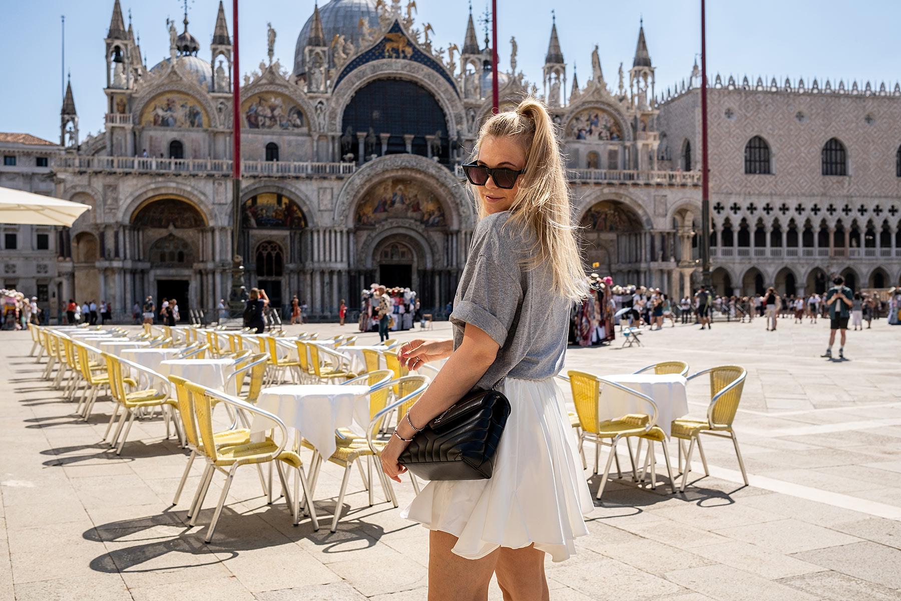venedig markusplatz travel blogger sunnyinga