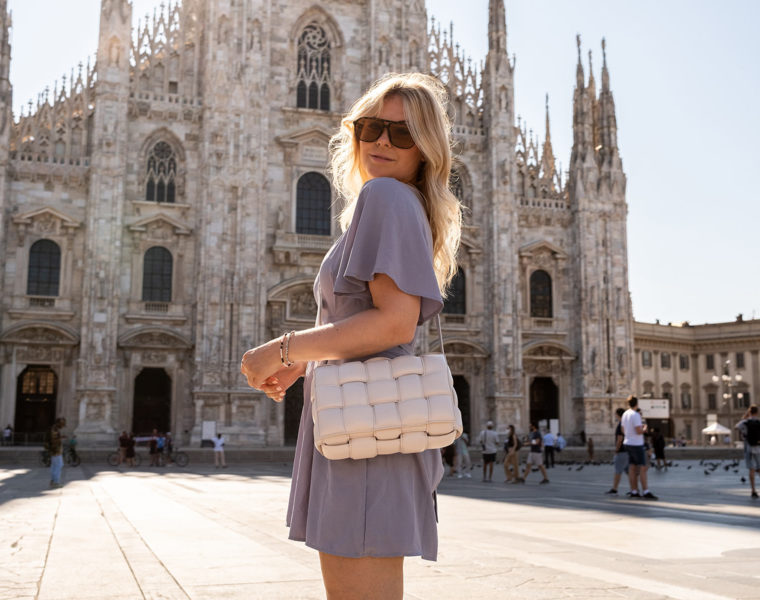 mailand vlog ein tag travel blogger sunnyinga italien