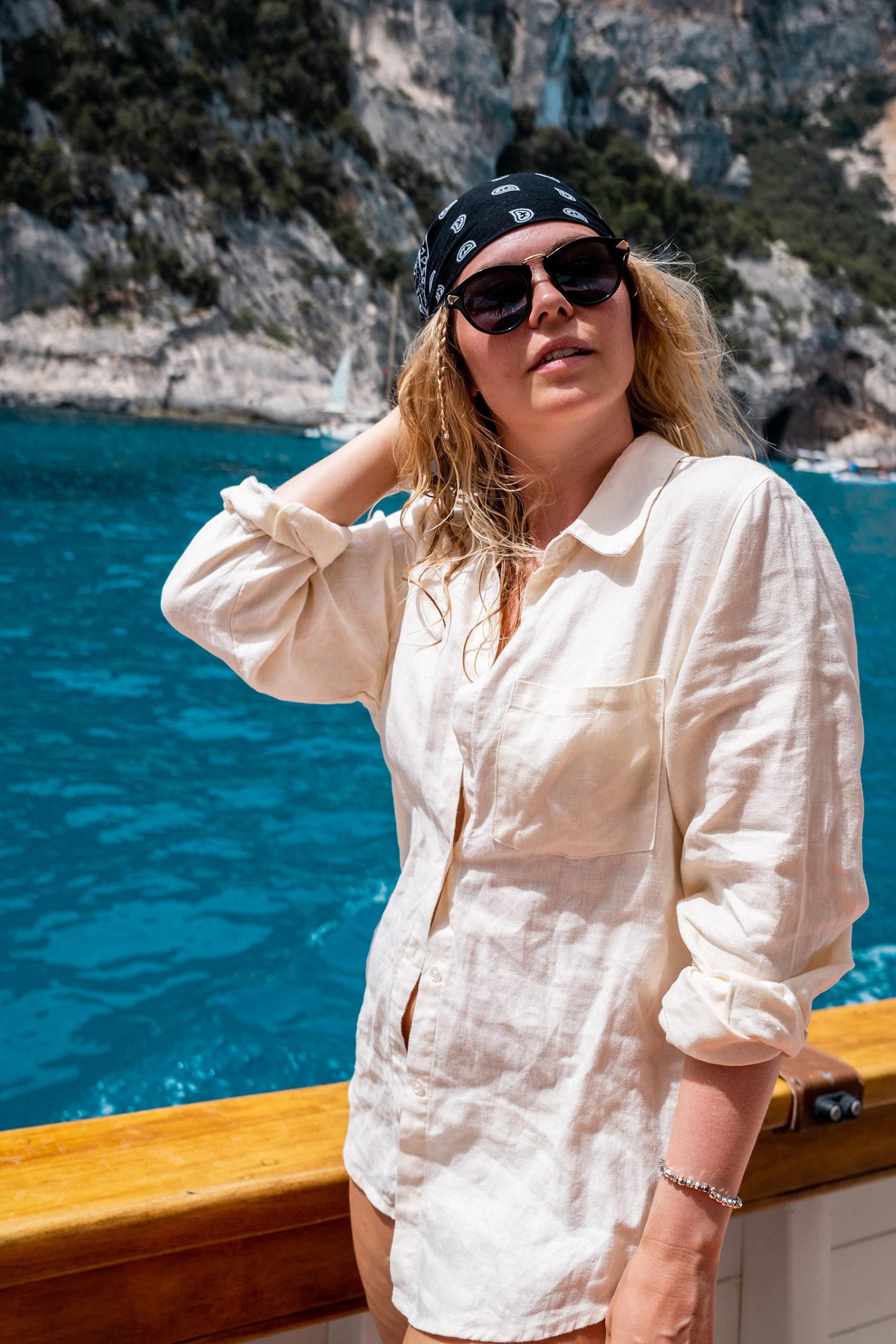 sardinien travel blogger sunnyinga bootstour cala gonone