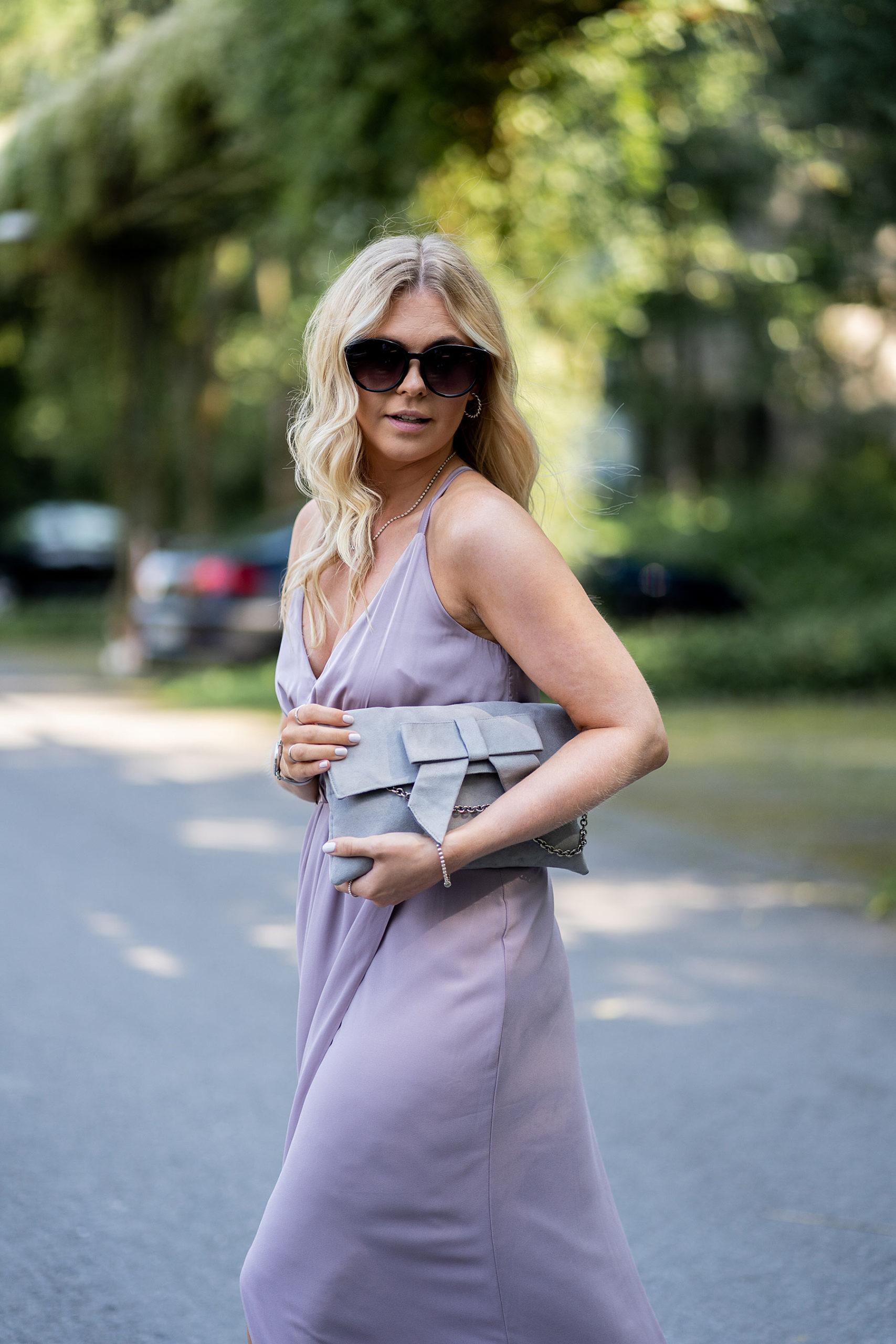 kleid hochzeitsgast sommer outfit fashion blogger sunnyinga