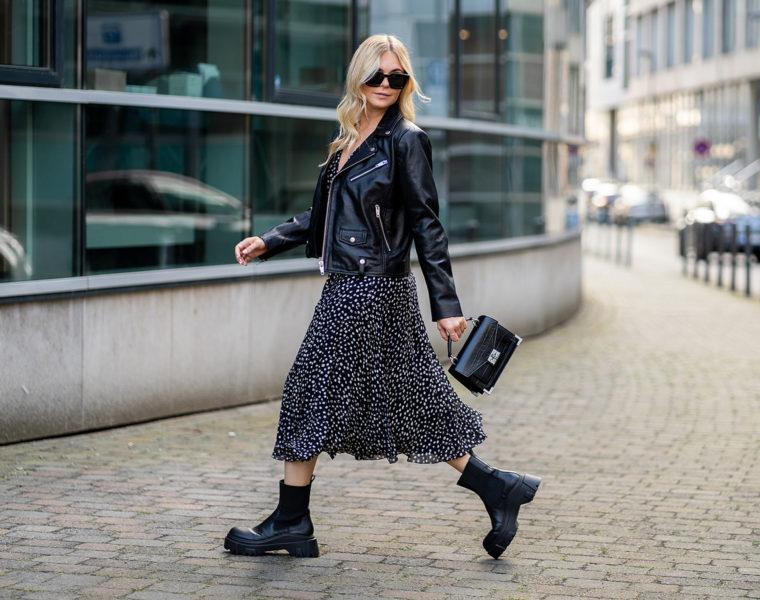 outfit kleid boots kombinieren herbst fashion blogger inga brauer sunnyinga