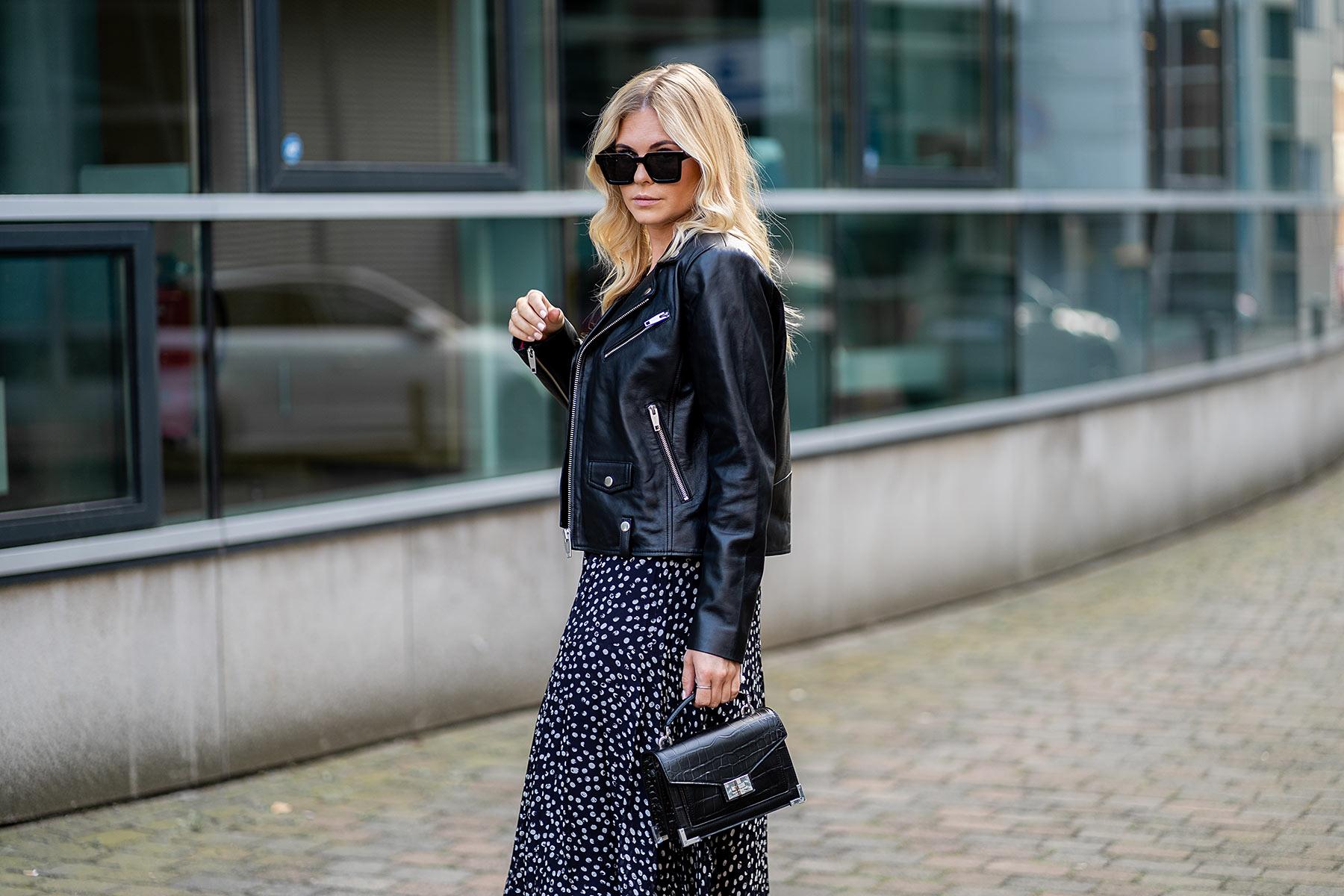 the kooples lederjacke schwarz fashion blogger inga brauer