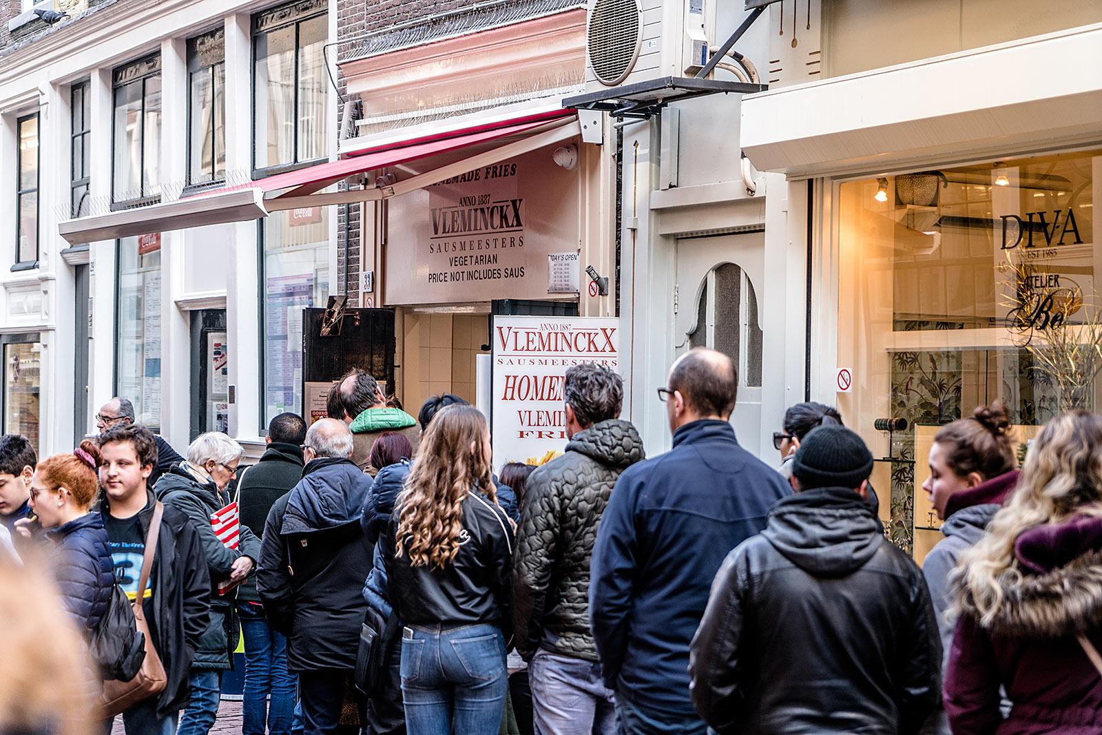amsterdam pommes vlaams friteshuis vleminckx food guide blog sunnyinga