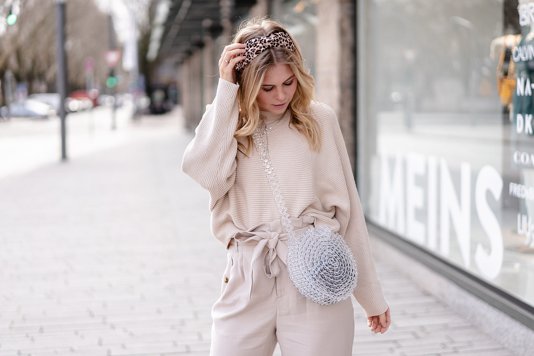 andotherstories perlentasche outfit fashion blogger sunnyinga