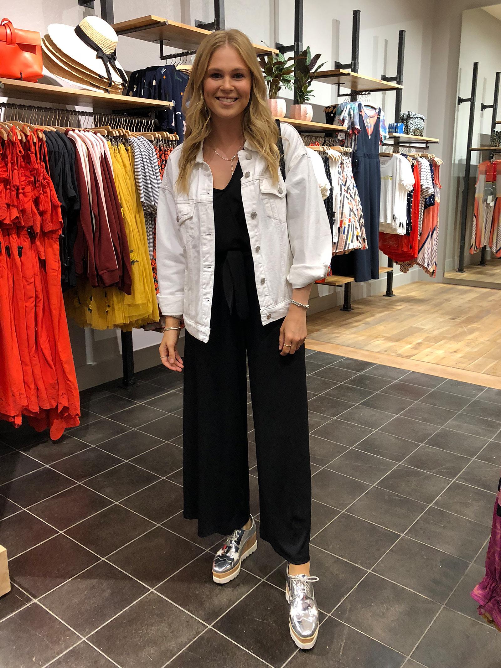 anthropologie store düsseldorf opening event fashion blogger sunnyinga