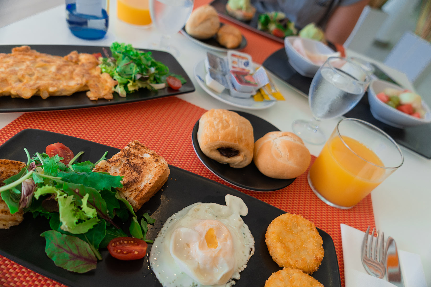 breakfast thb ocean beach hotel ibiza travel blog sunnyinga