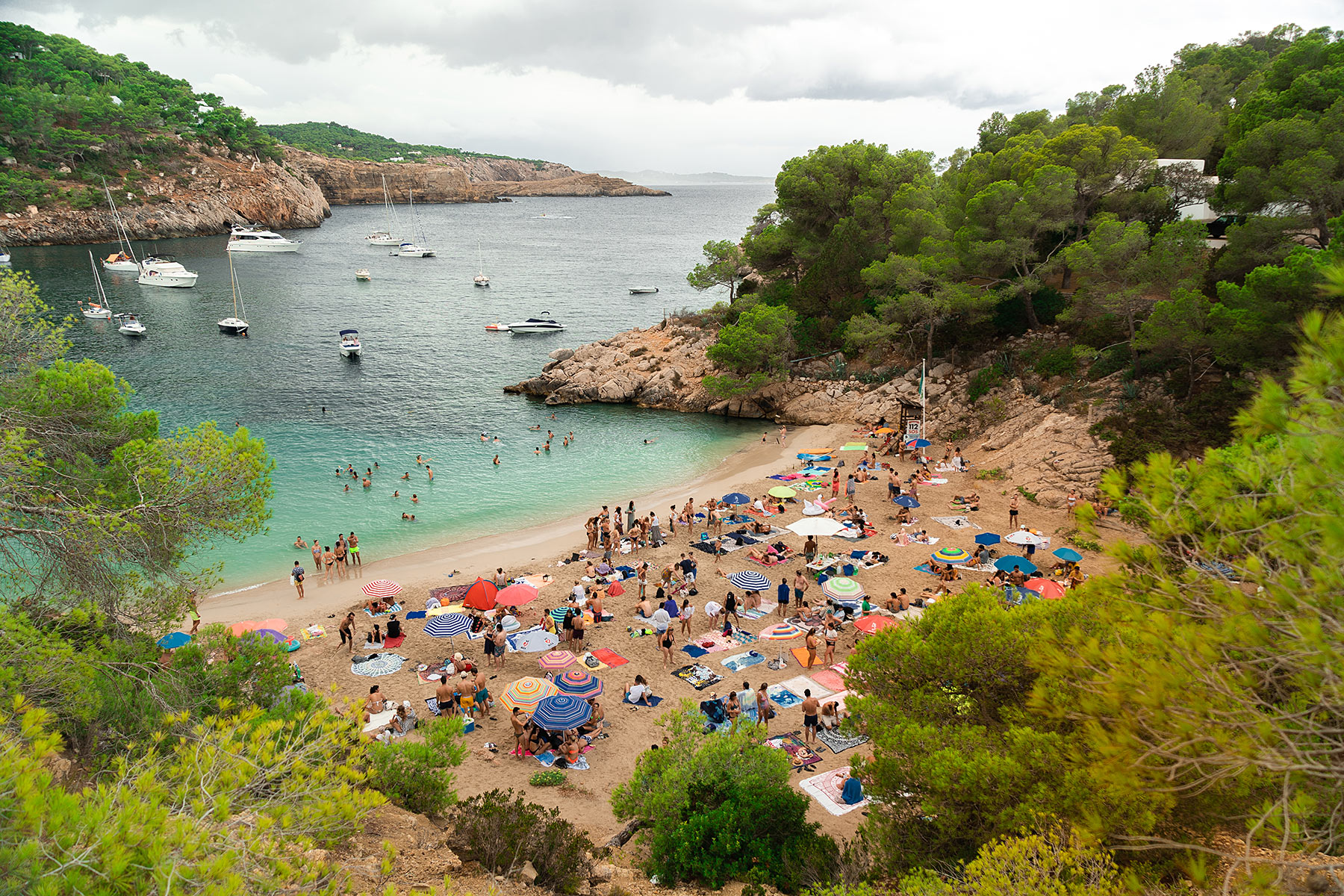 cala salada ibiza travel guide blogger sunyinga