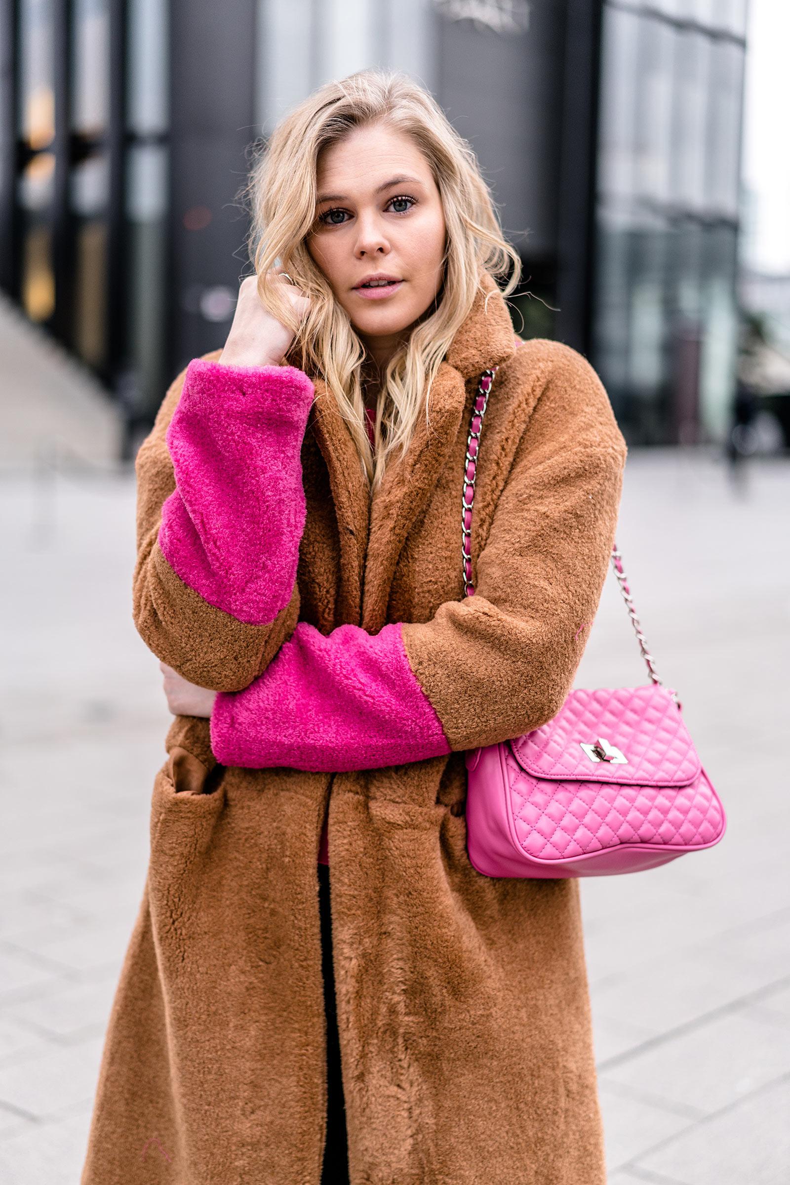 Camel Coat Sunnyinga Modeblog Streetstyle Outfit Düsseldorf