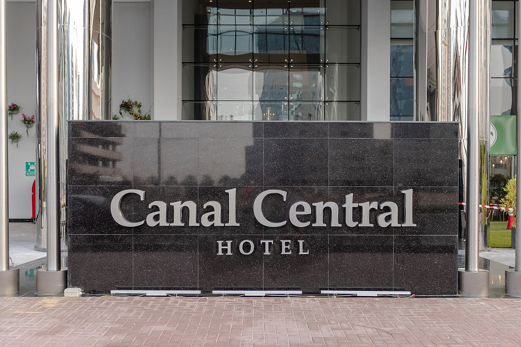 canal central hotel dubai business bay travel blogger sunnyinga