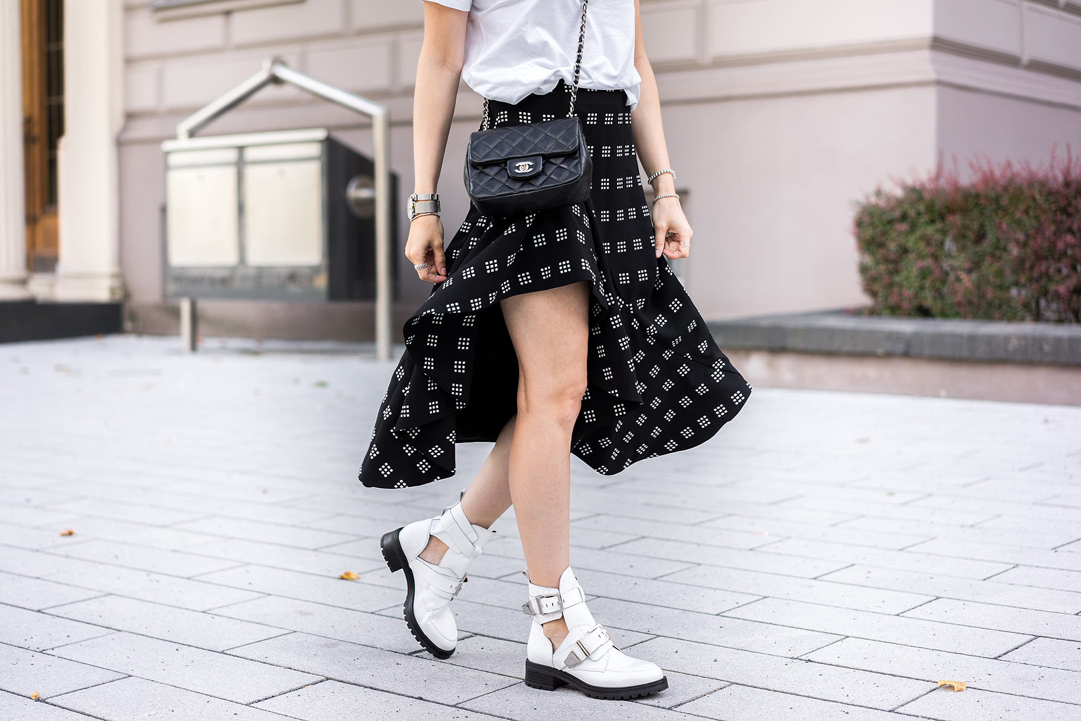 Sacha Blog Cut Boots Schuhe Out W Fashion Sunnyinga QdCBrtshx