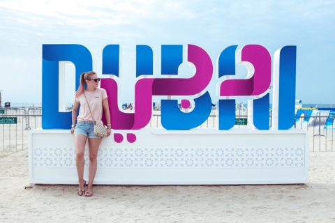 Dubai Kite Beach Sunnyinga Travelblog