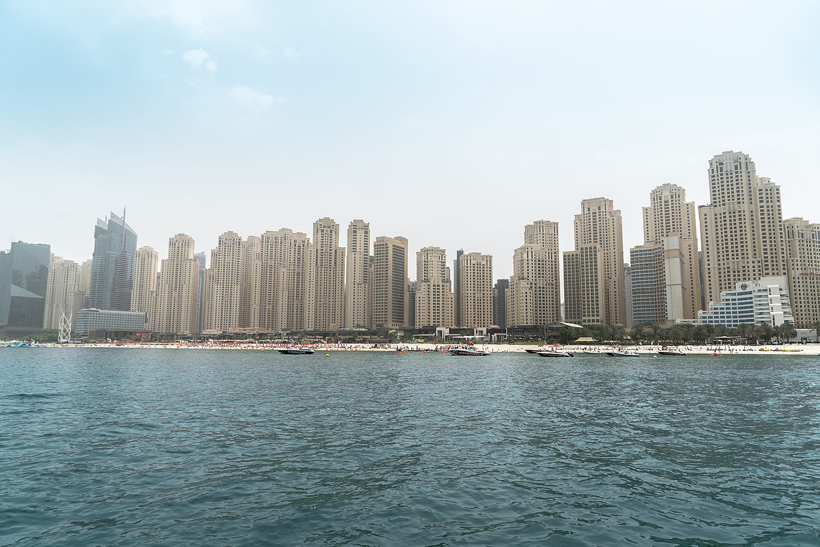dubai marina skyline boots tour travel blog sunnyinga