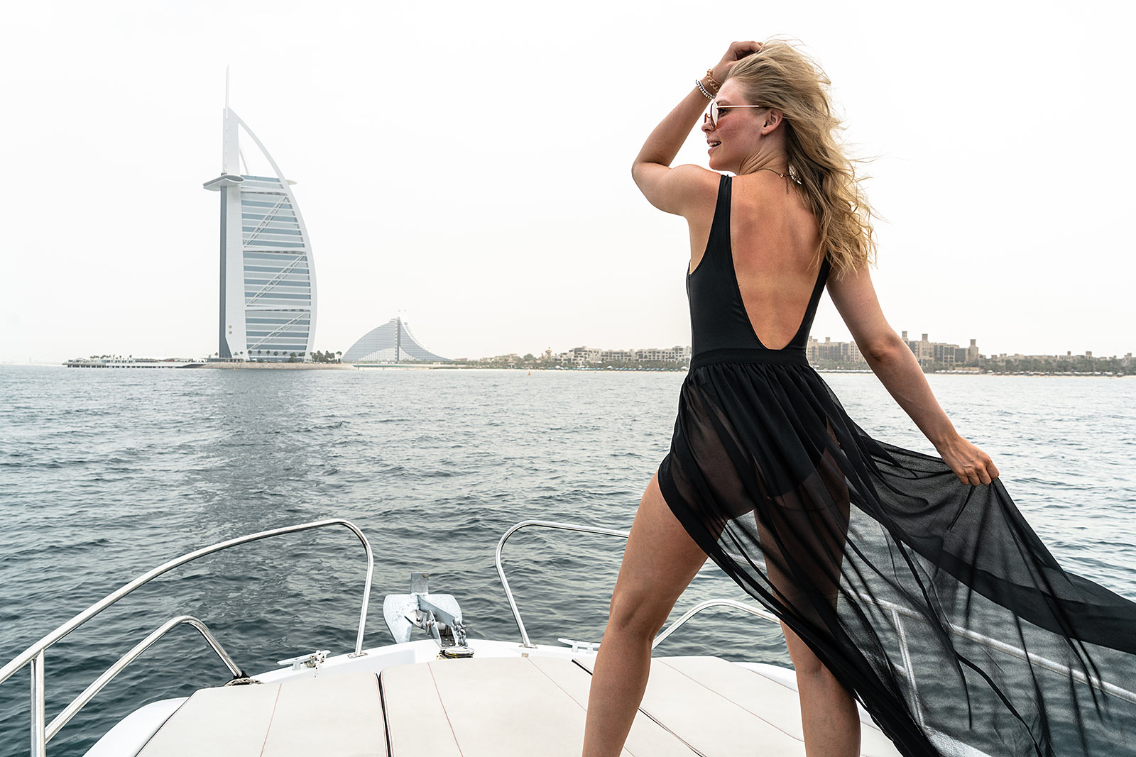 dubai yacht mieten travel blogger sunnyinga sea escape