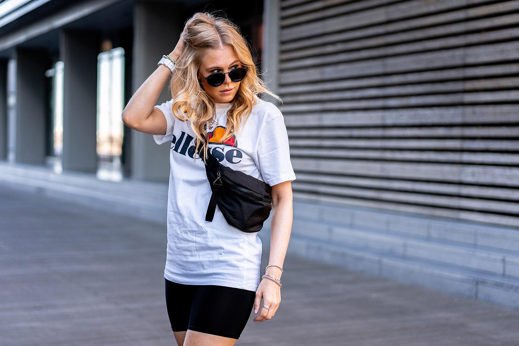 ellesse shirt damen outfit modeblog sunnyinga