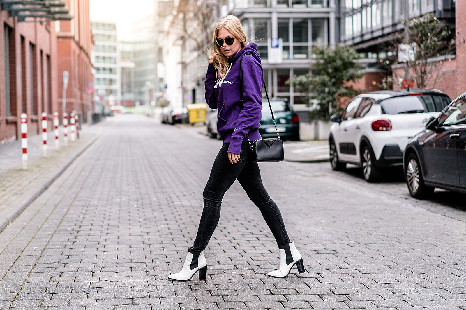 fashion blogger sunnyinga ultra violet outfit trendfarbe