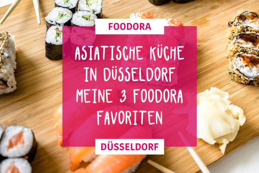 foodora Düsseldorf Asia China Restaurant Test Lifestyle Blog Sunnyinga