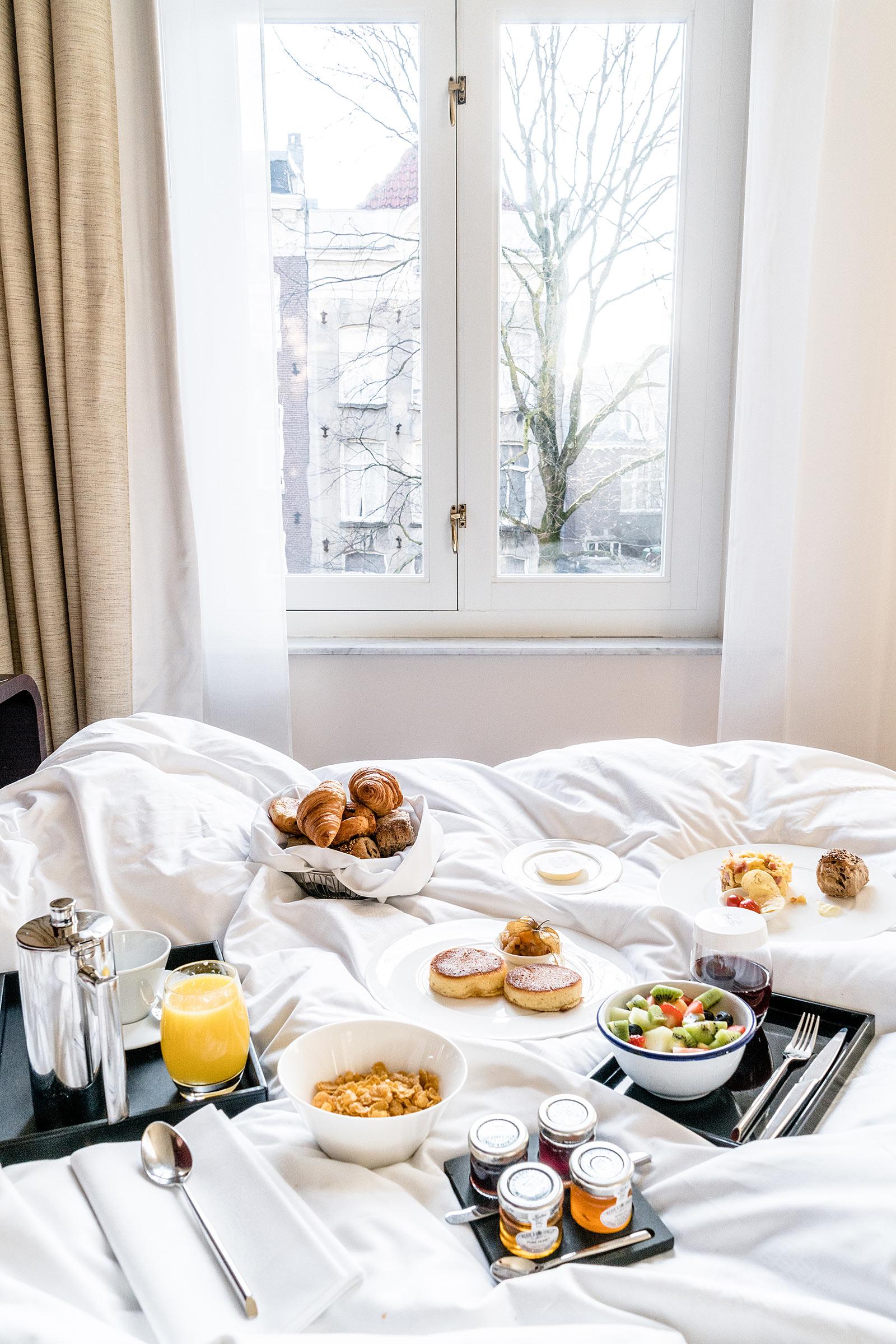frühstück amsterdam hotel the grand sofitel travel blog sunnyinga