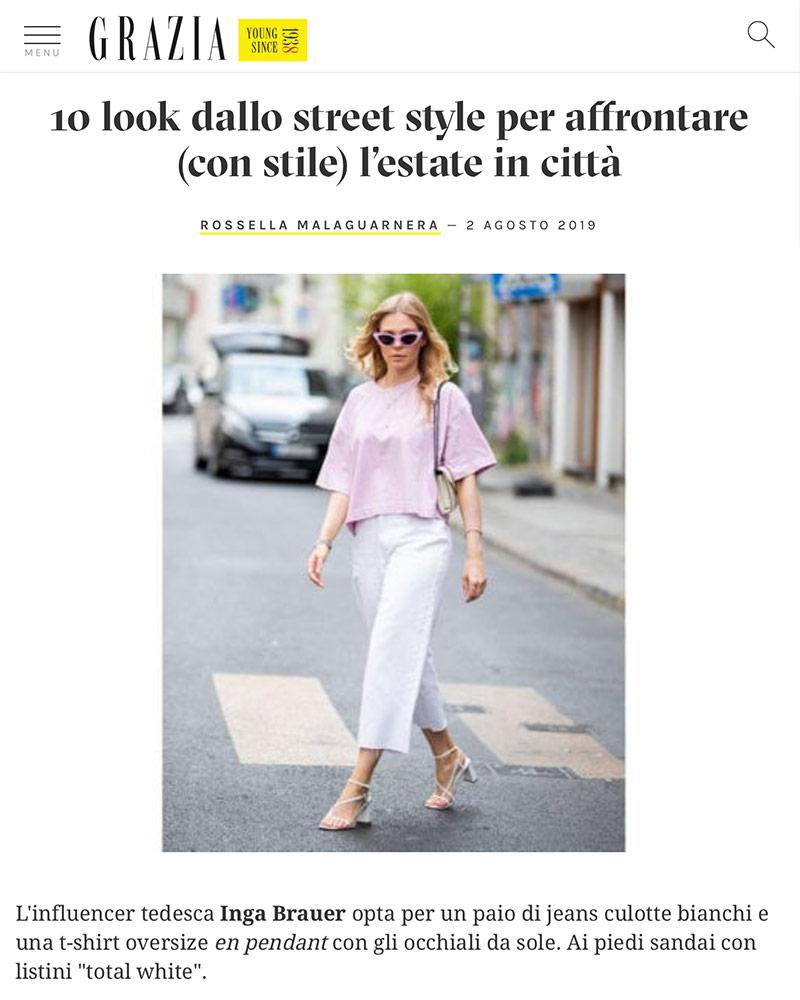 grazia italia streetstyle fashion blogger inga brauer sunnyinga