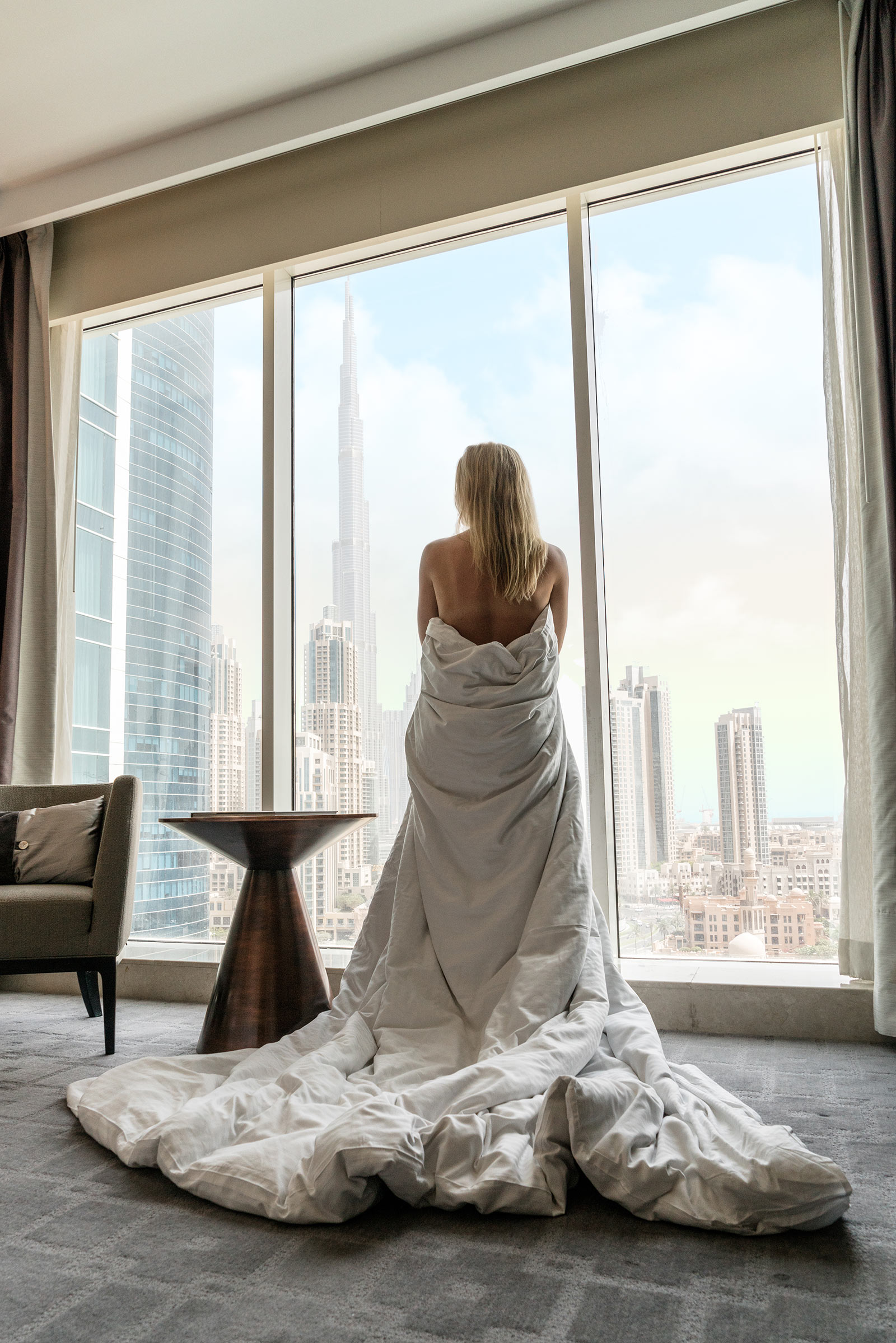 hotel dubai steigenberger burj khalifa aussicht travel blog sunnyinga
